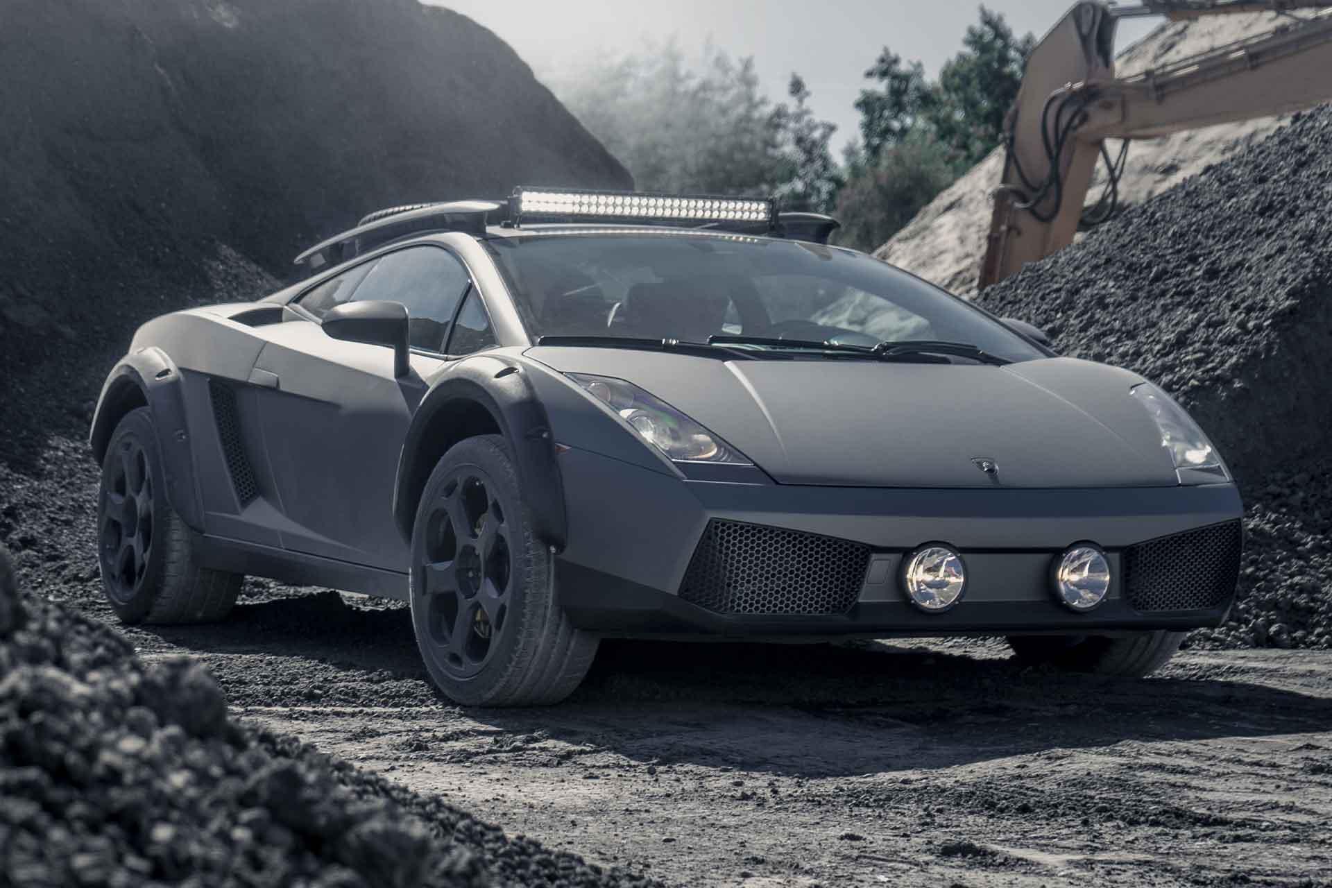 2004 Lamborghini Gallardo Offroad Coupe Uncrate