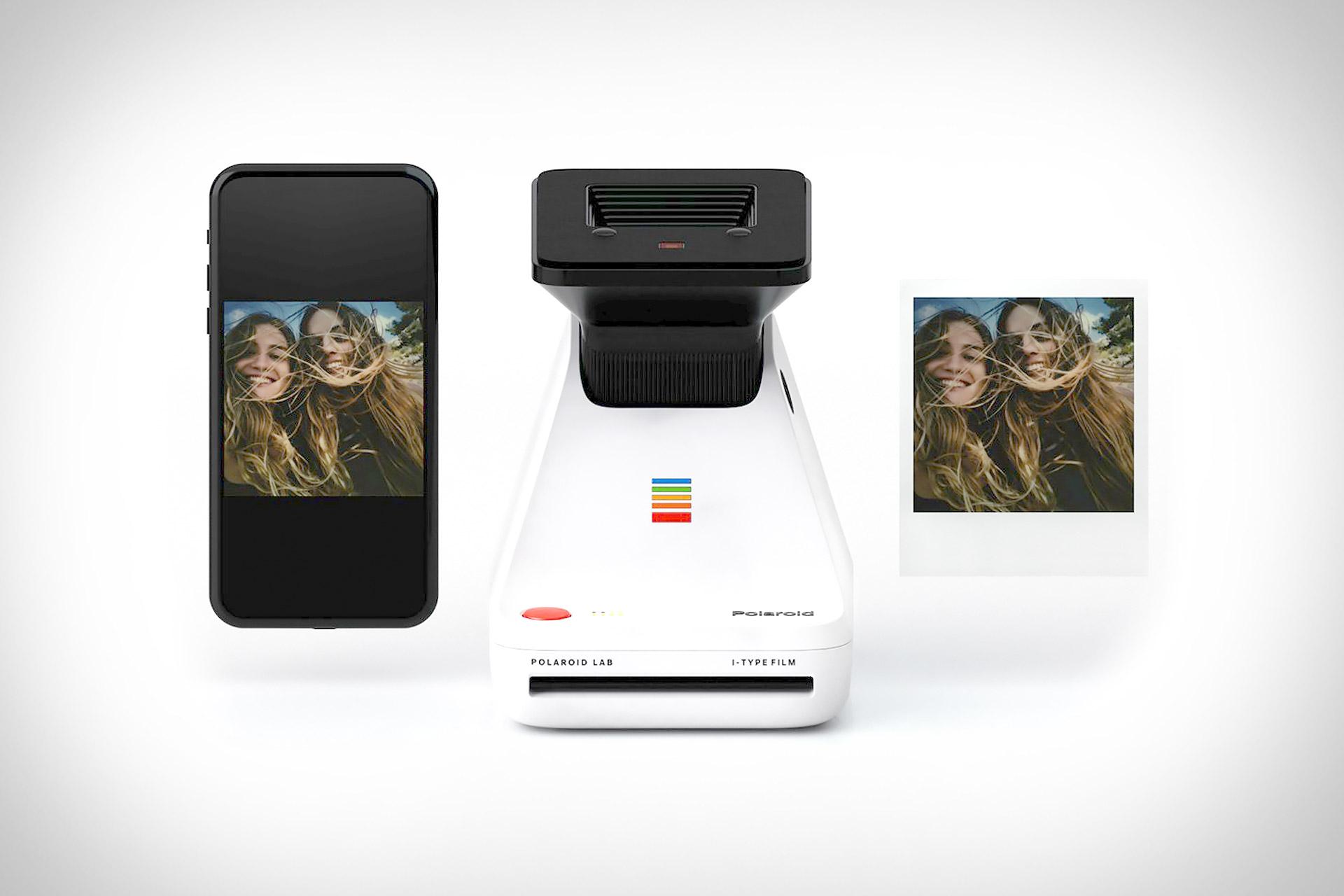 Polaroid Lab Photo Maker