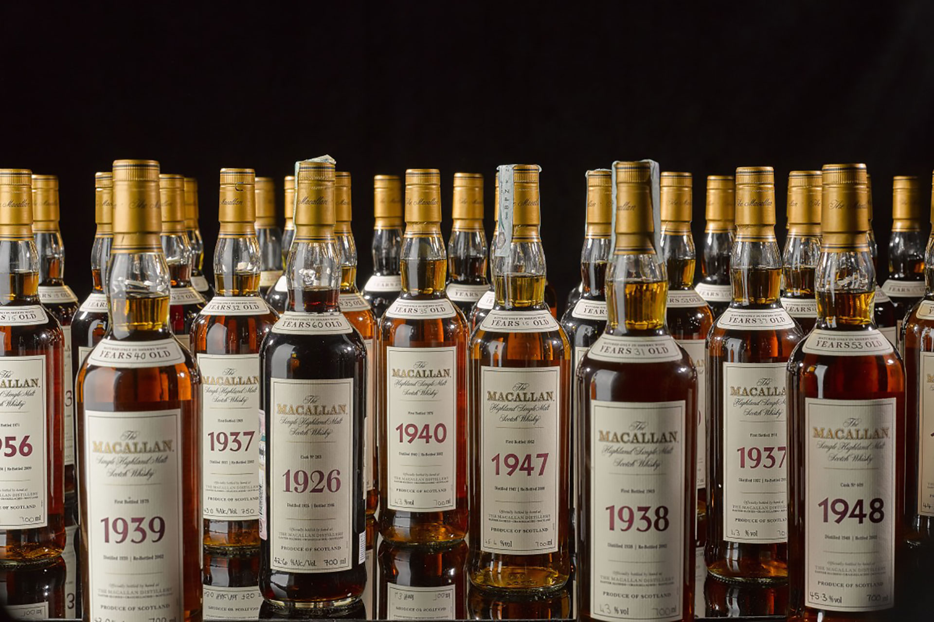The Ultimate Whisky Collection