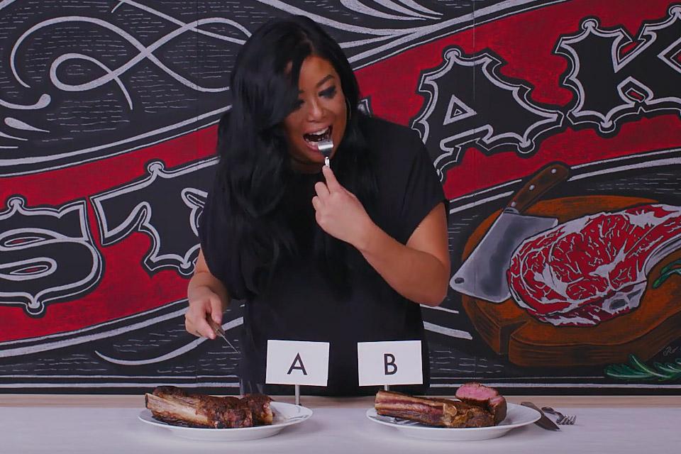 Steak Taste Test
