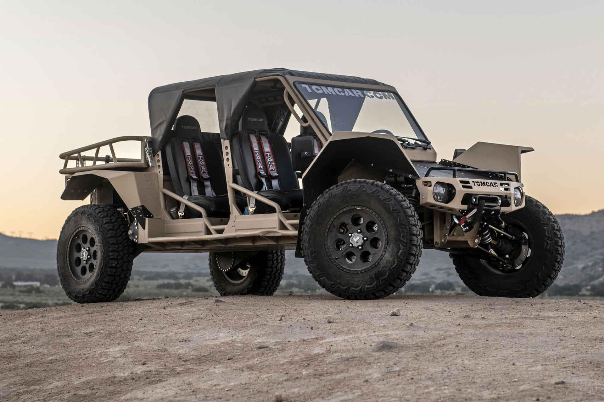 2020 Tomcar TX ATV