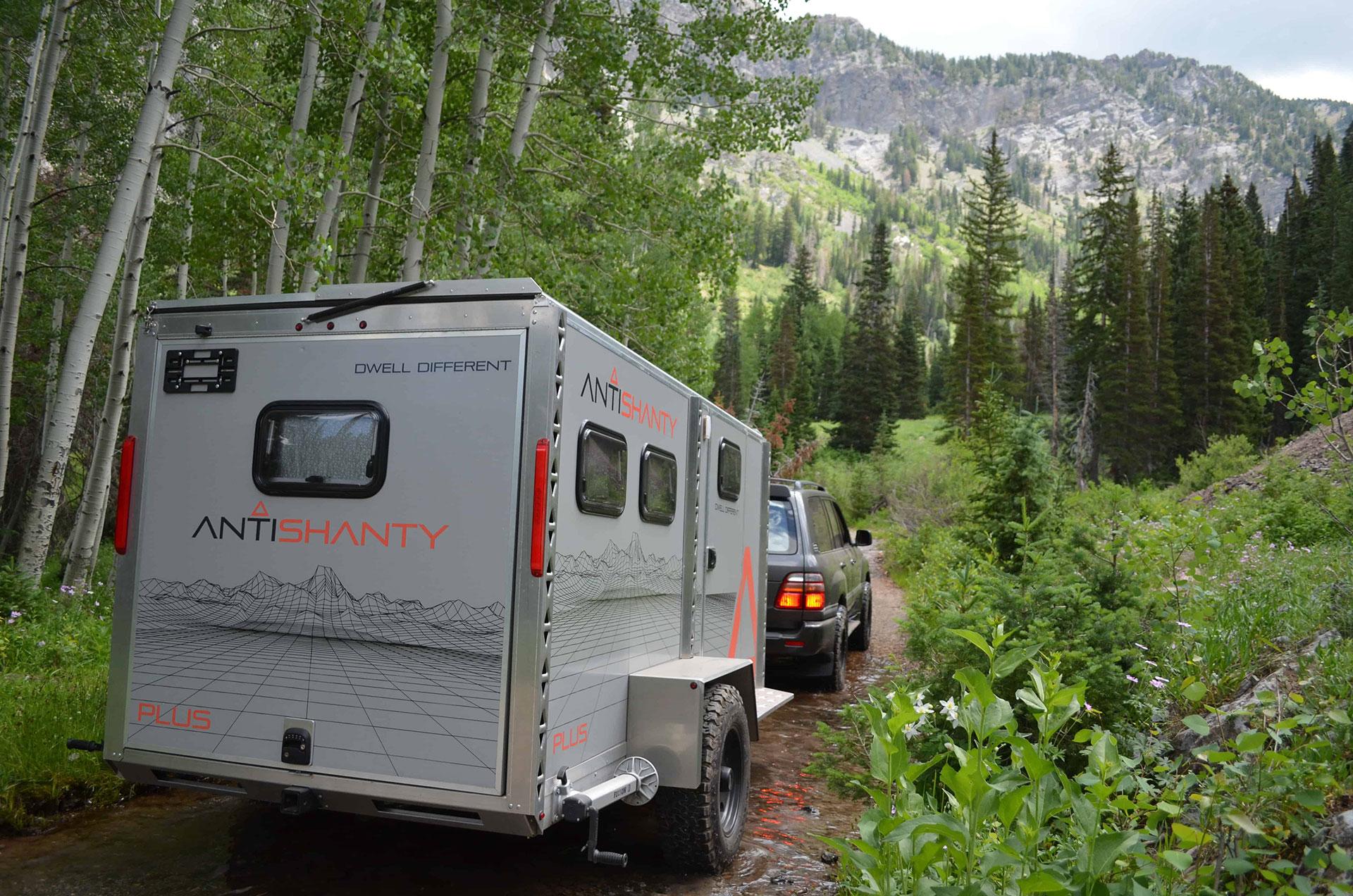 AntiShanty Camping Trailer