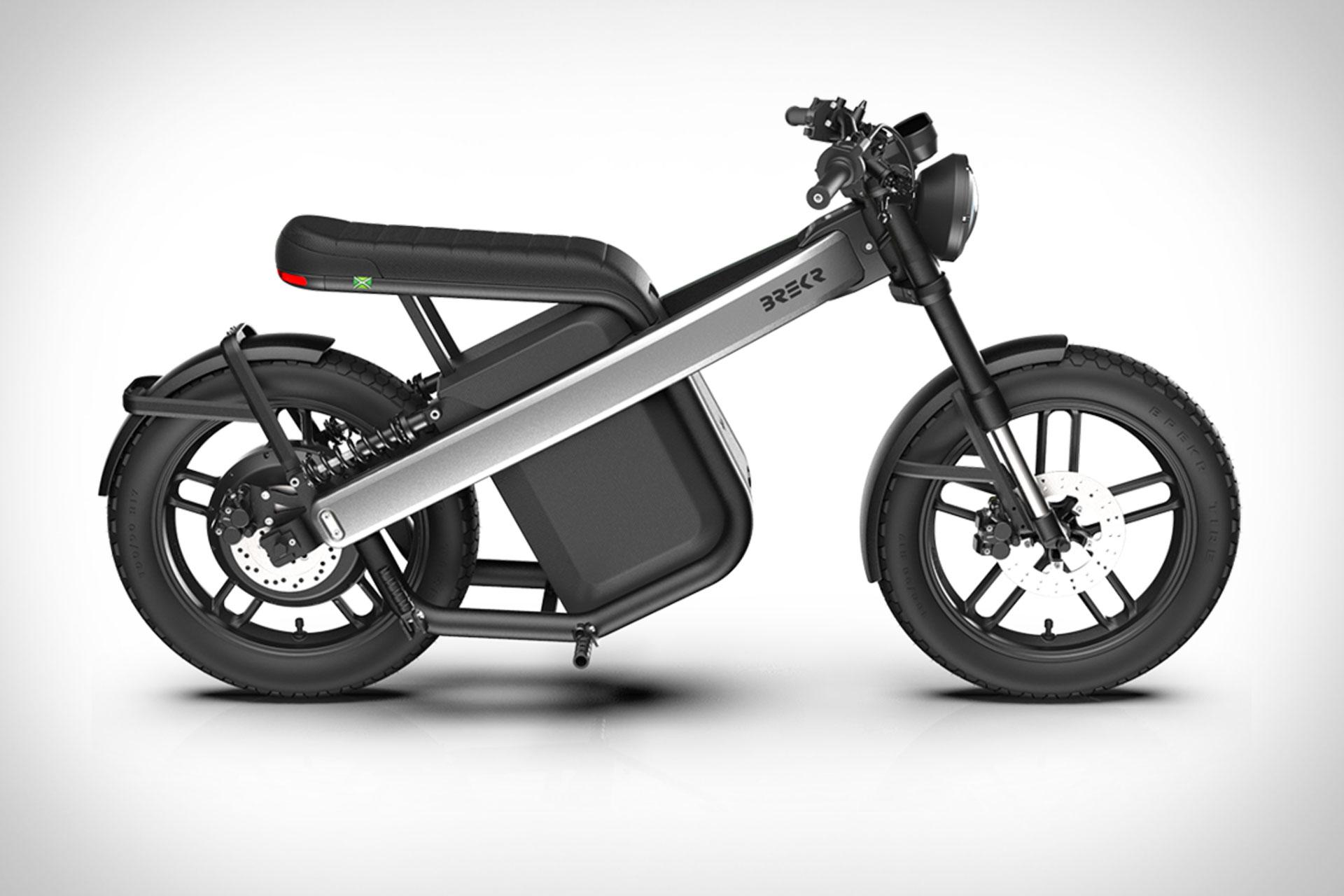 Brekr Model B Motorcycle