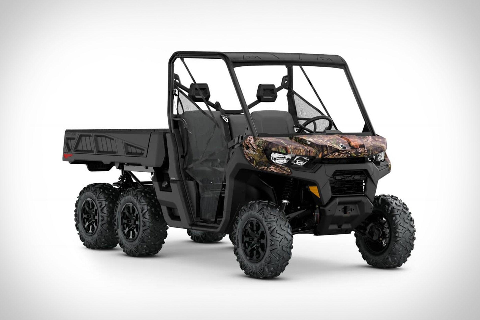 Can-Am Defender 6×6 ATV