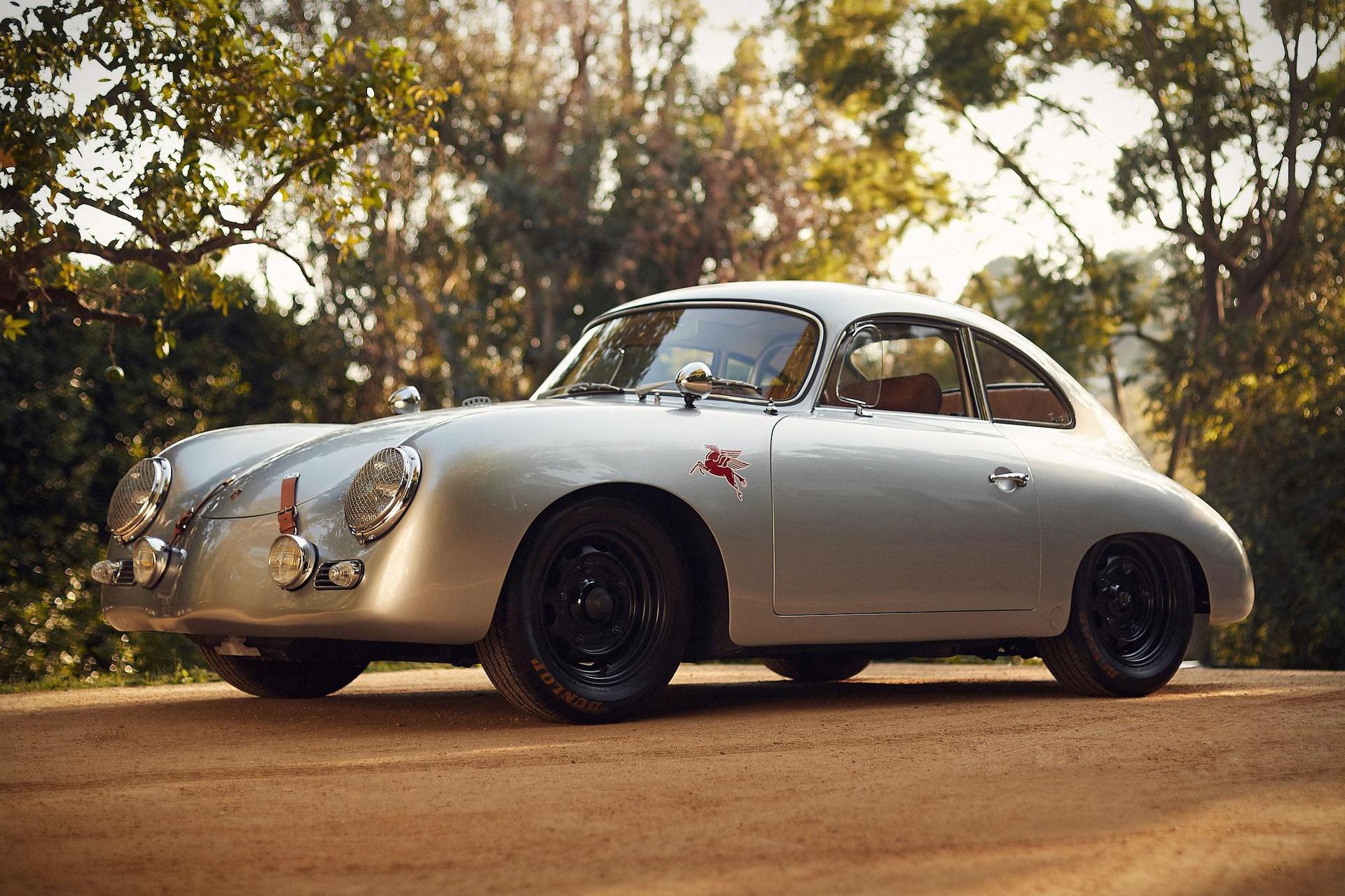Emory 1959 Porsche 356A Coupe