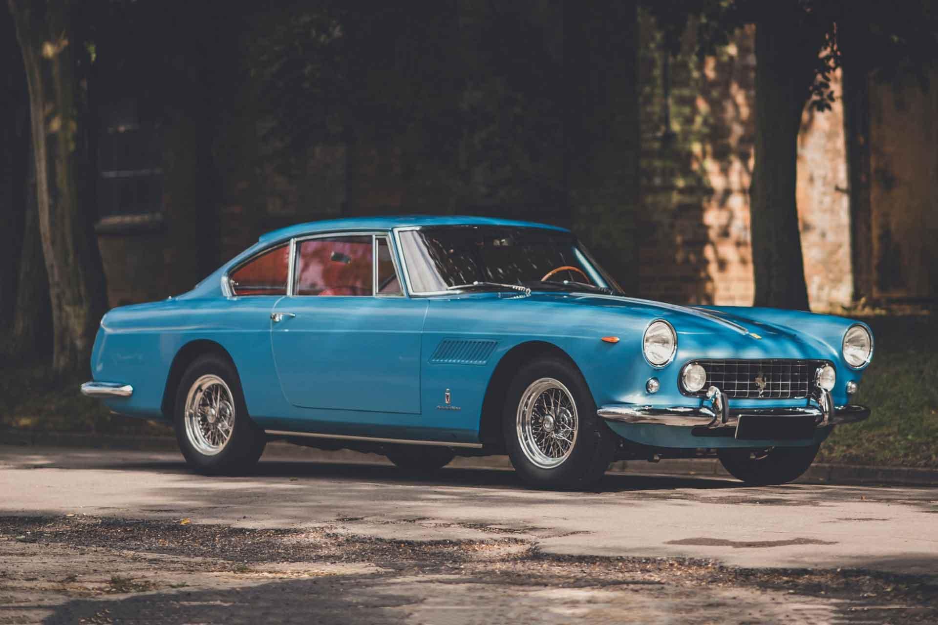 1961 Ferrari 250 GTE 2+2 Coupe