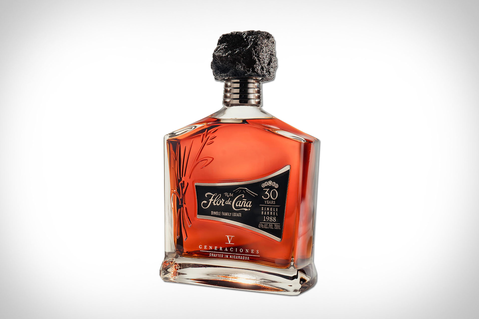 Flor de Cana V Generaciones Rum