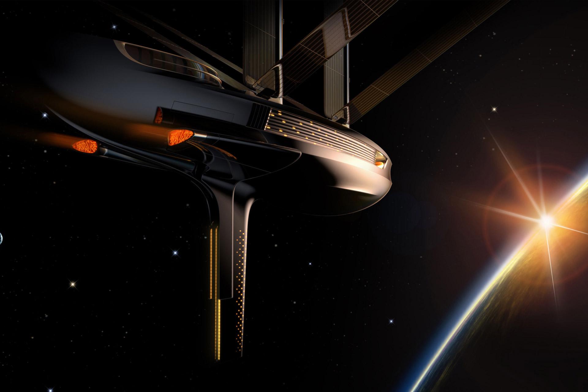 Galaxsea Space Hotel