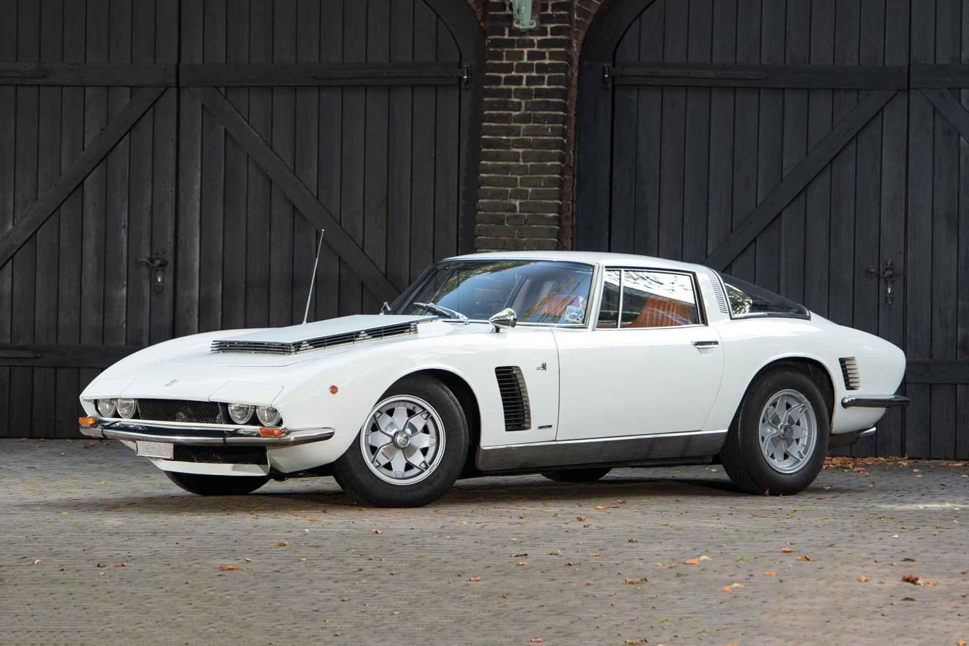 1973 Iso Grifo GL Series II Coupe