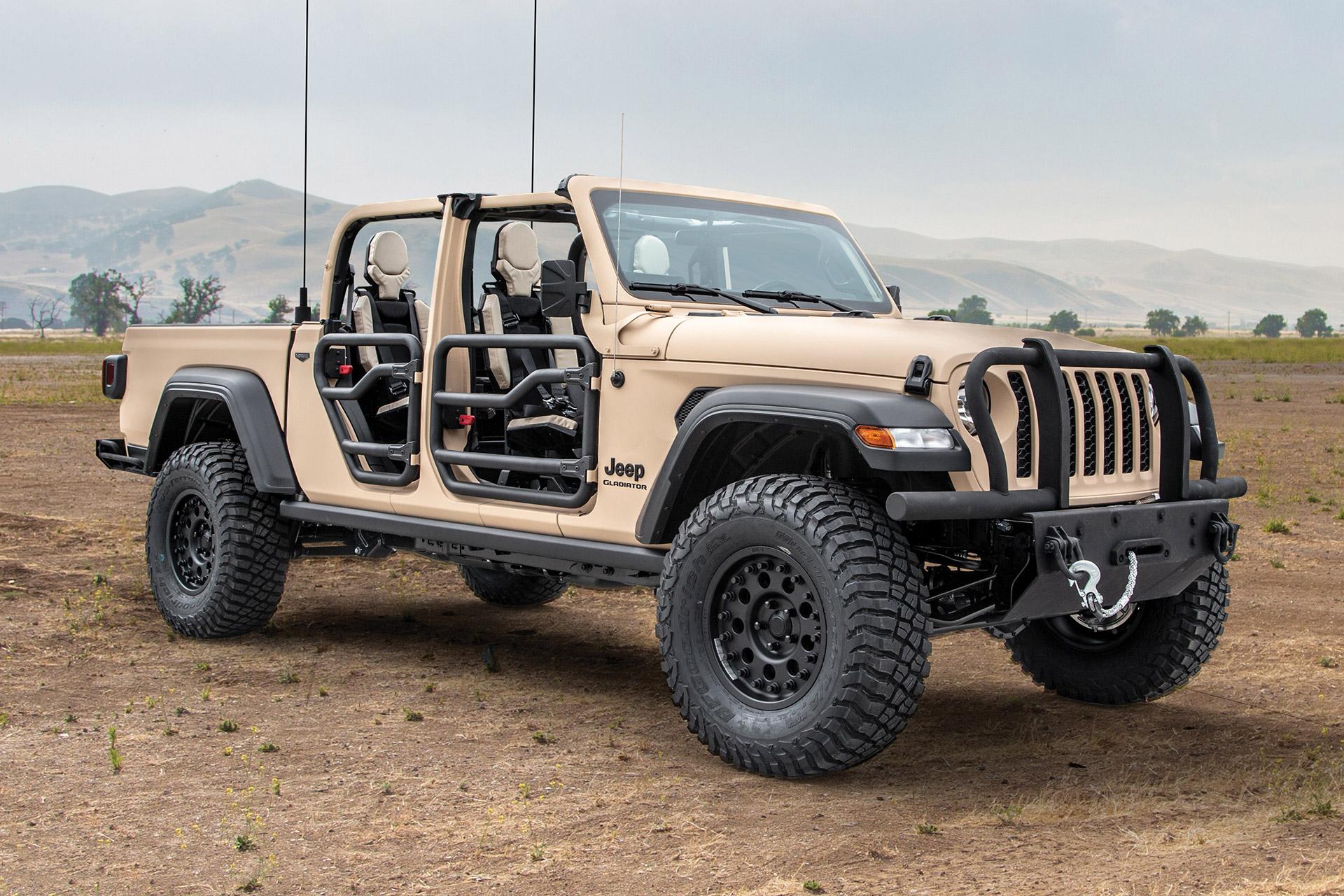 Jeep x AM General Gladiator XMT Truck