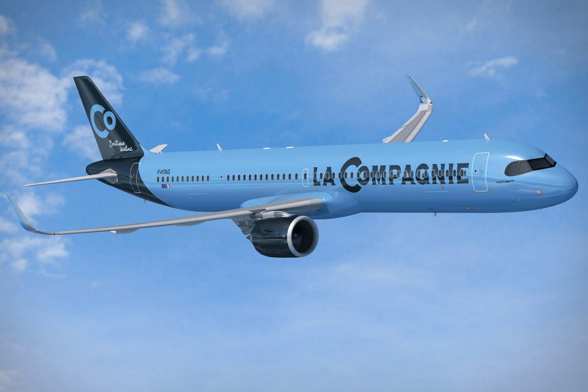 La Compagnie Executive Airline