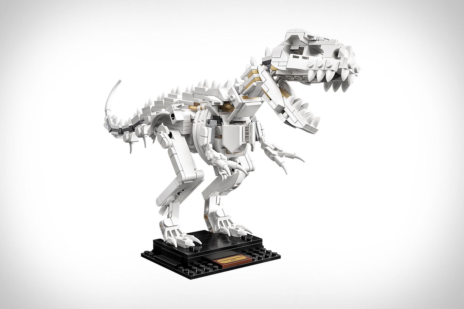 Lego Dinosaur Fossil Building Set