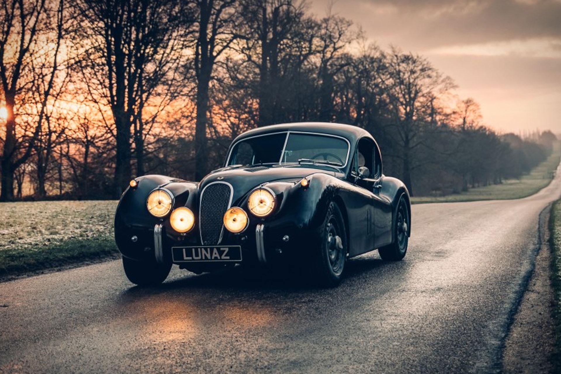 Lunaz Electrified Classic Cars