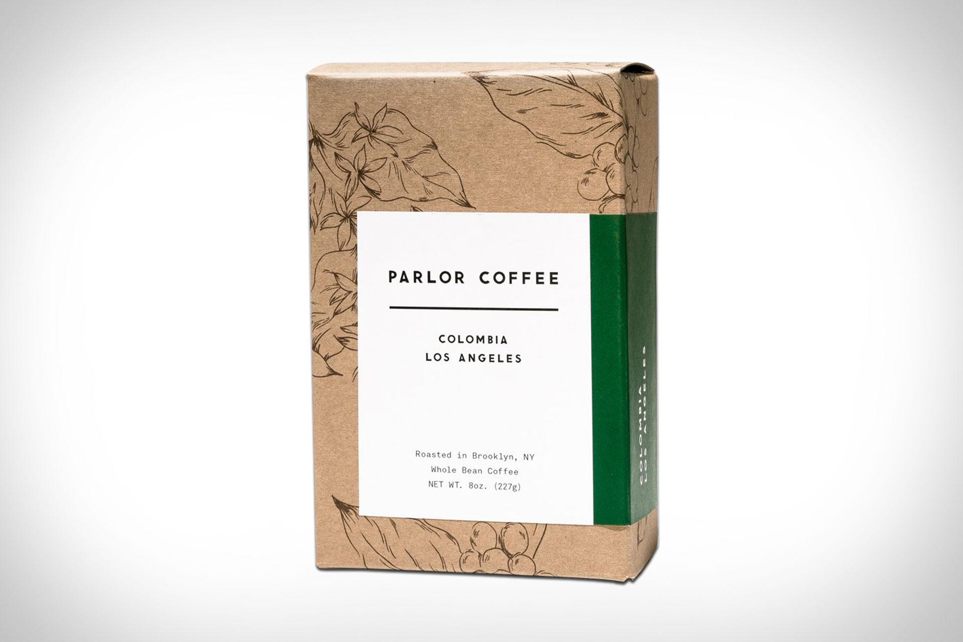 Parlor Colombia Los Angeles Coffee