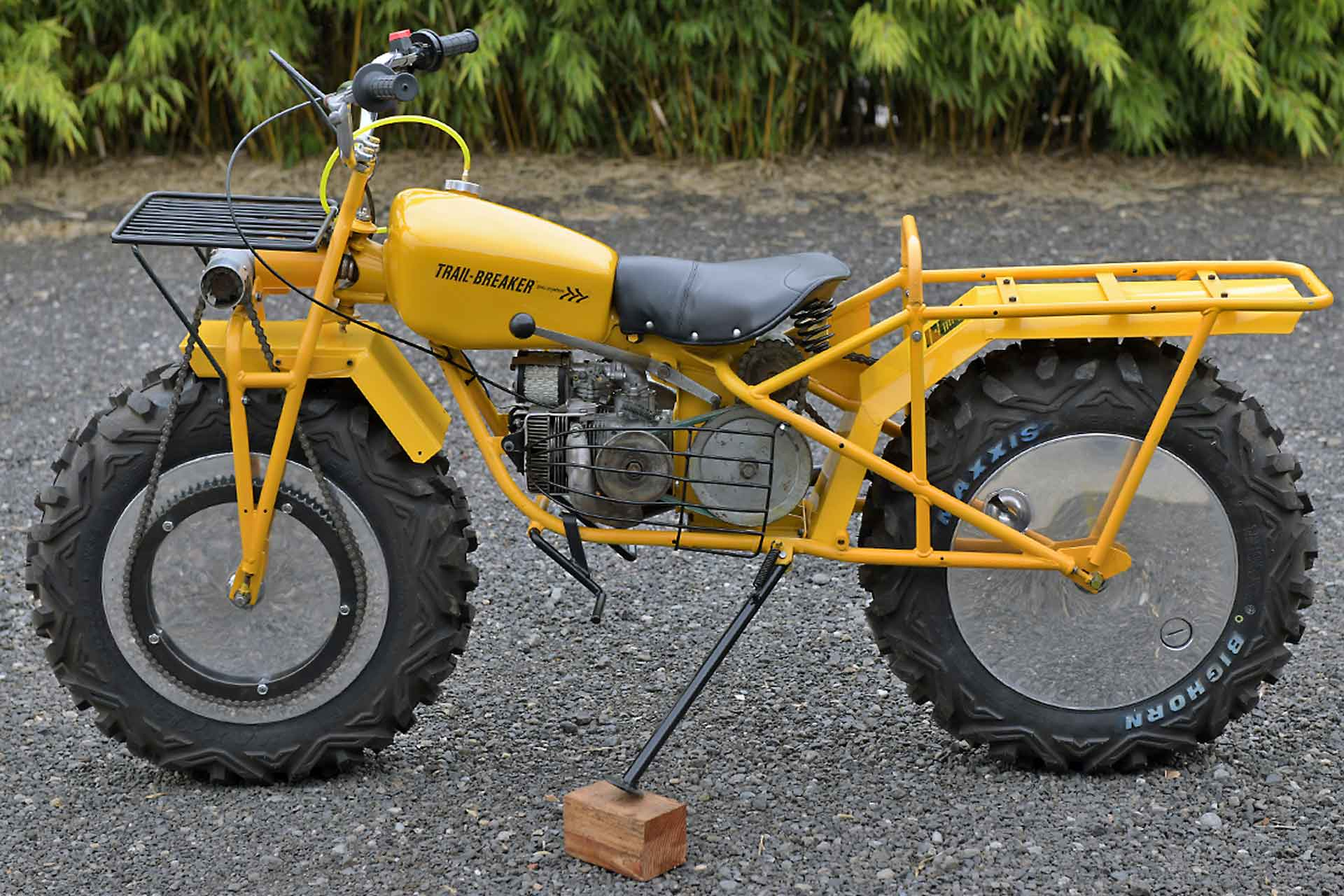 1970 Rokon Trail-Breaker Motorcycle