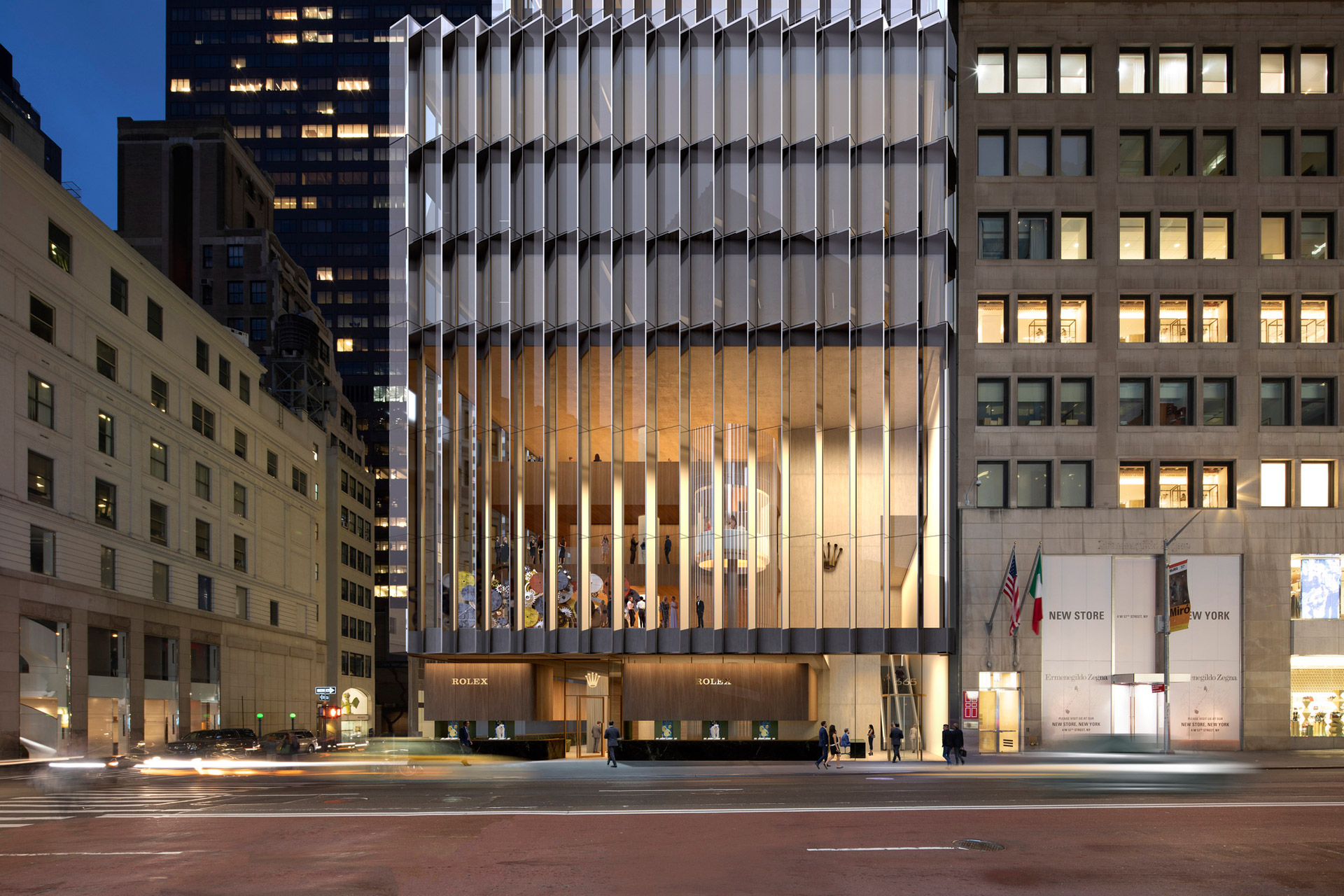 Rolex USA HQ