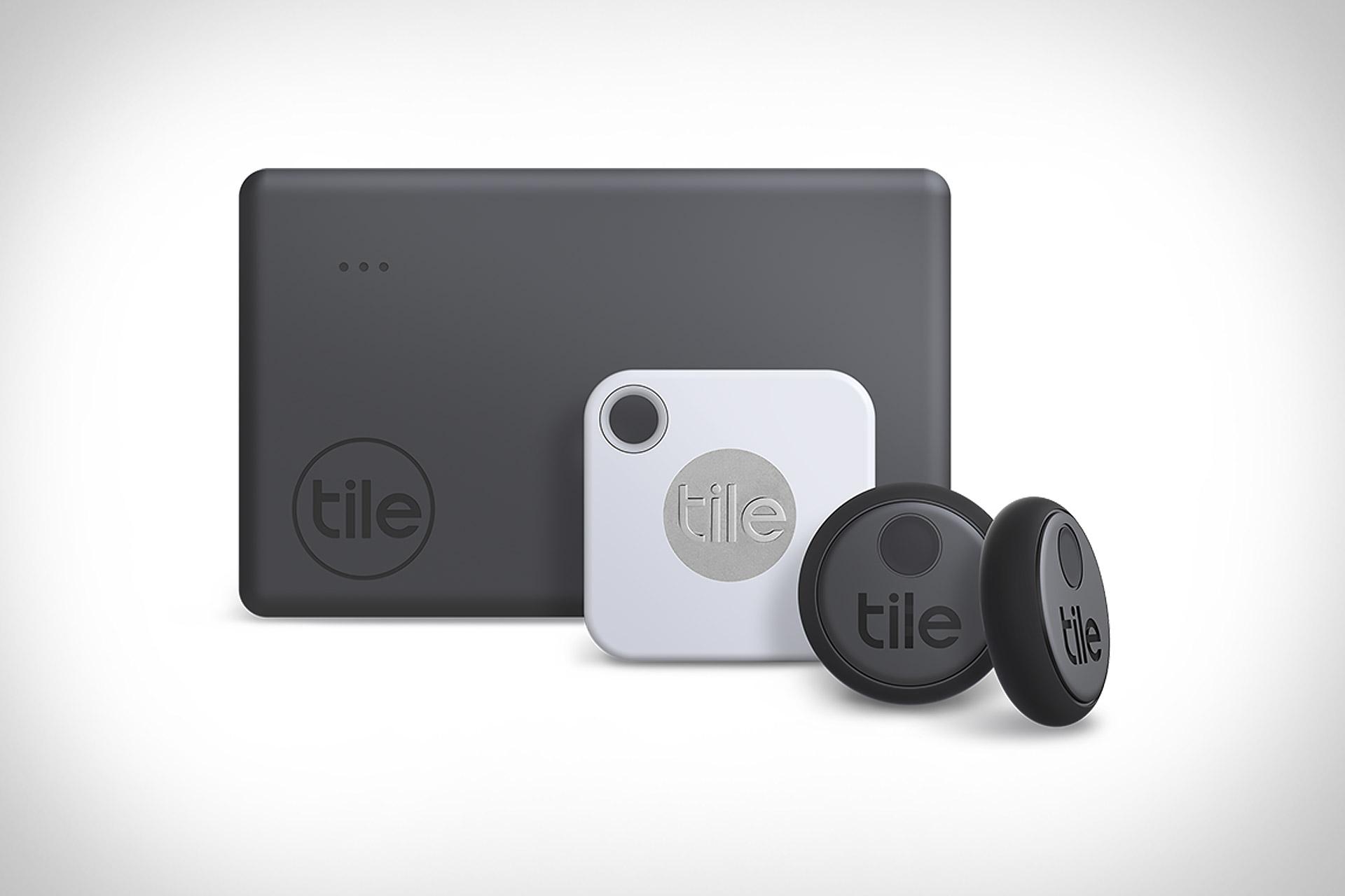 Tile Slim & Sticker Trackers