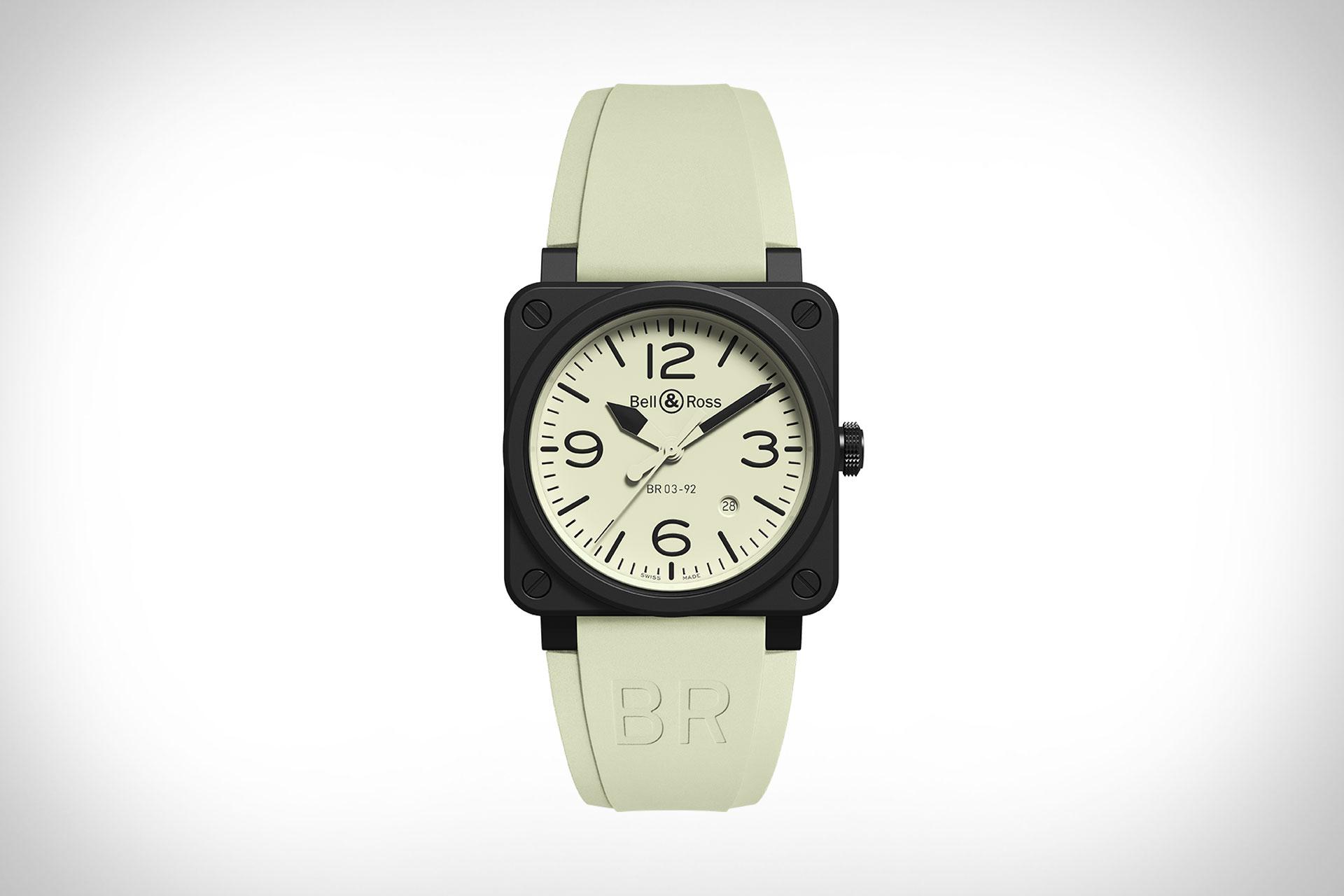 Bell & Ross BR 03-92 Full Lum Watch