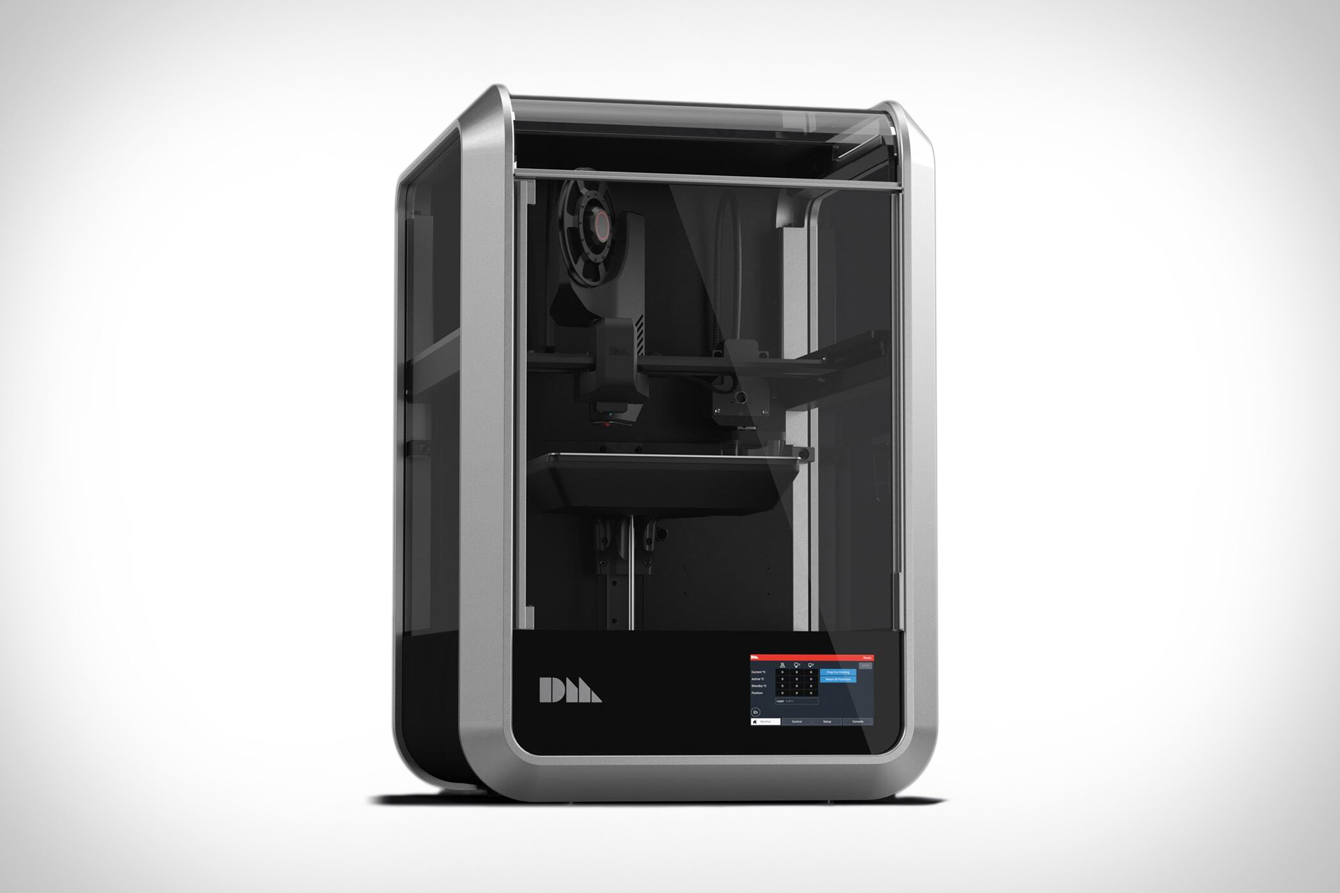 3 D Printing  - cover
