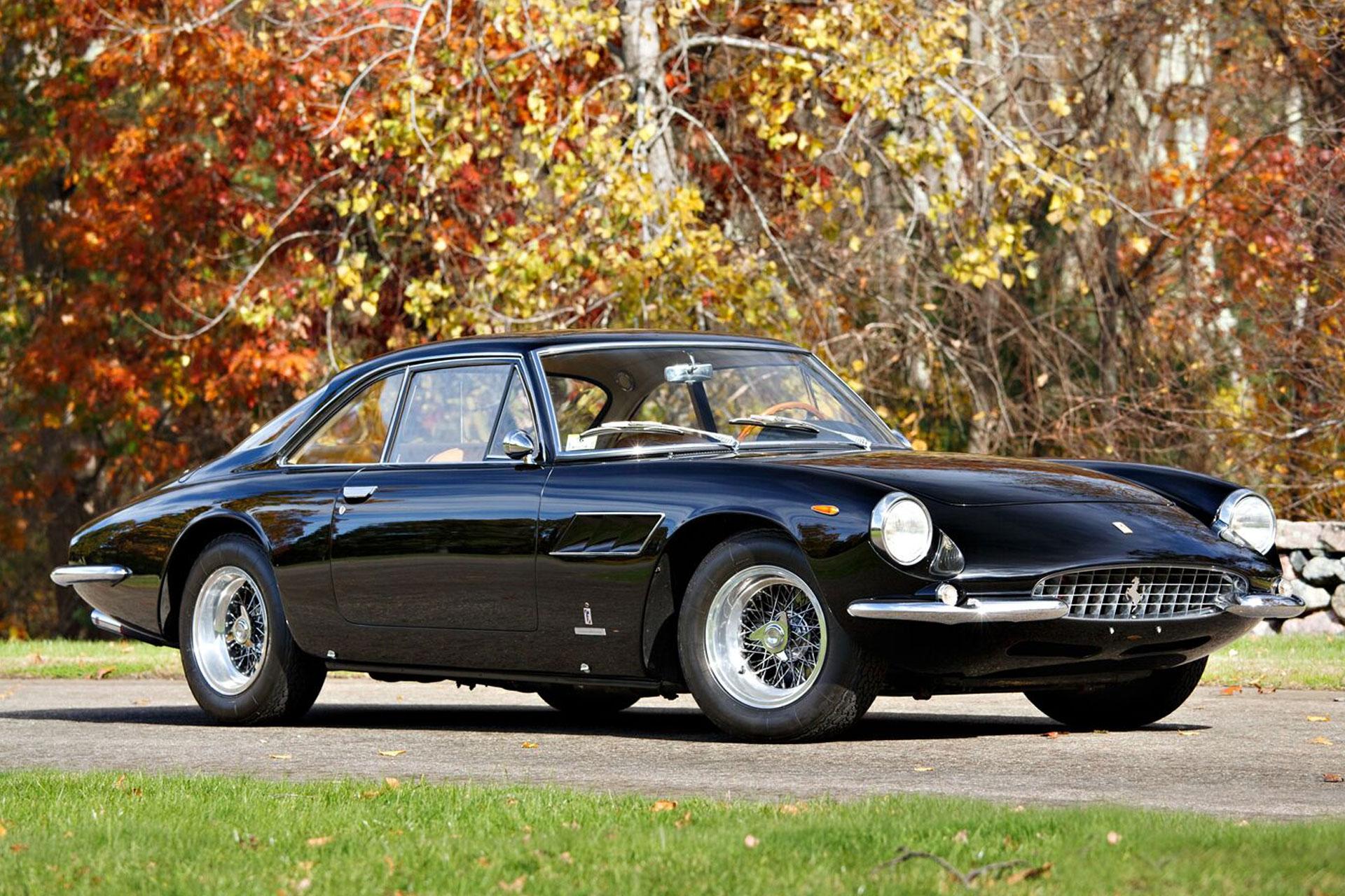 1965 Ferrari 500 Superfast Coupe