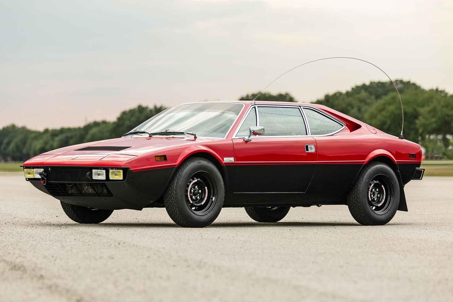 1975 Ferrari 308 Dino Safari Coupé Uncrate