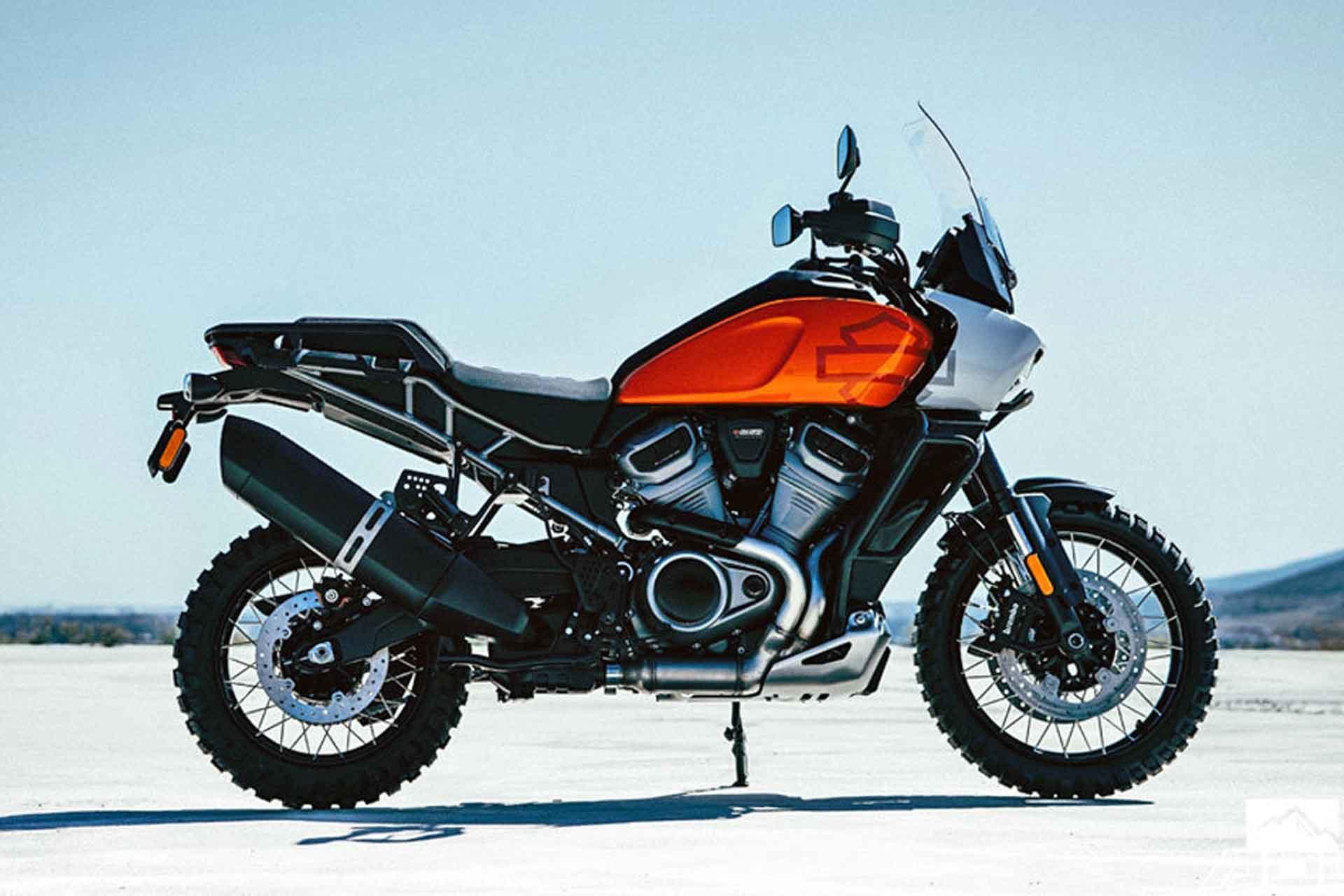 Harley-Davidson Pan America Adventure Motorcycle