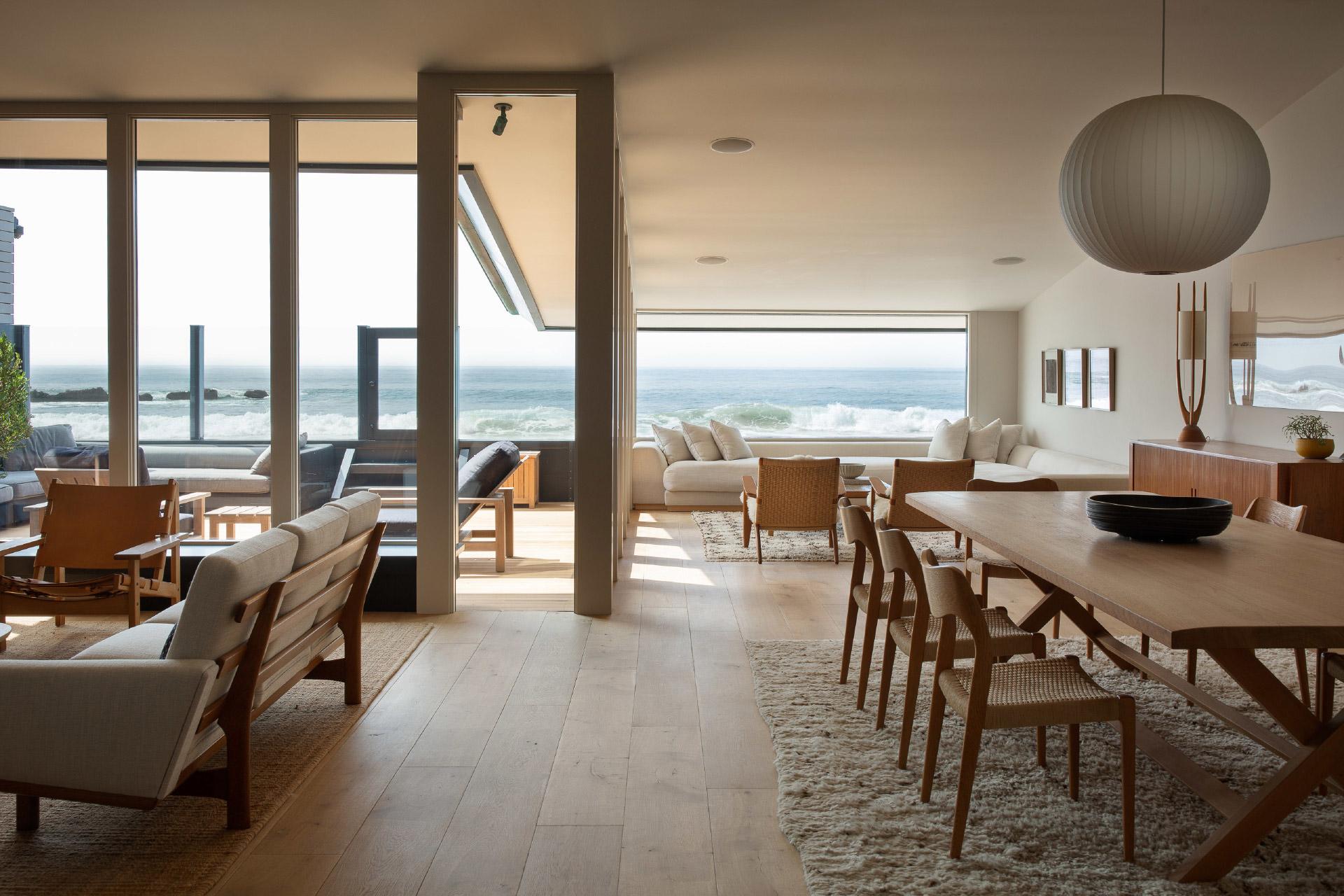 Jason Statham's Malibu Beach House