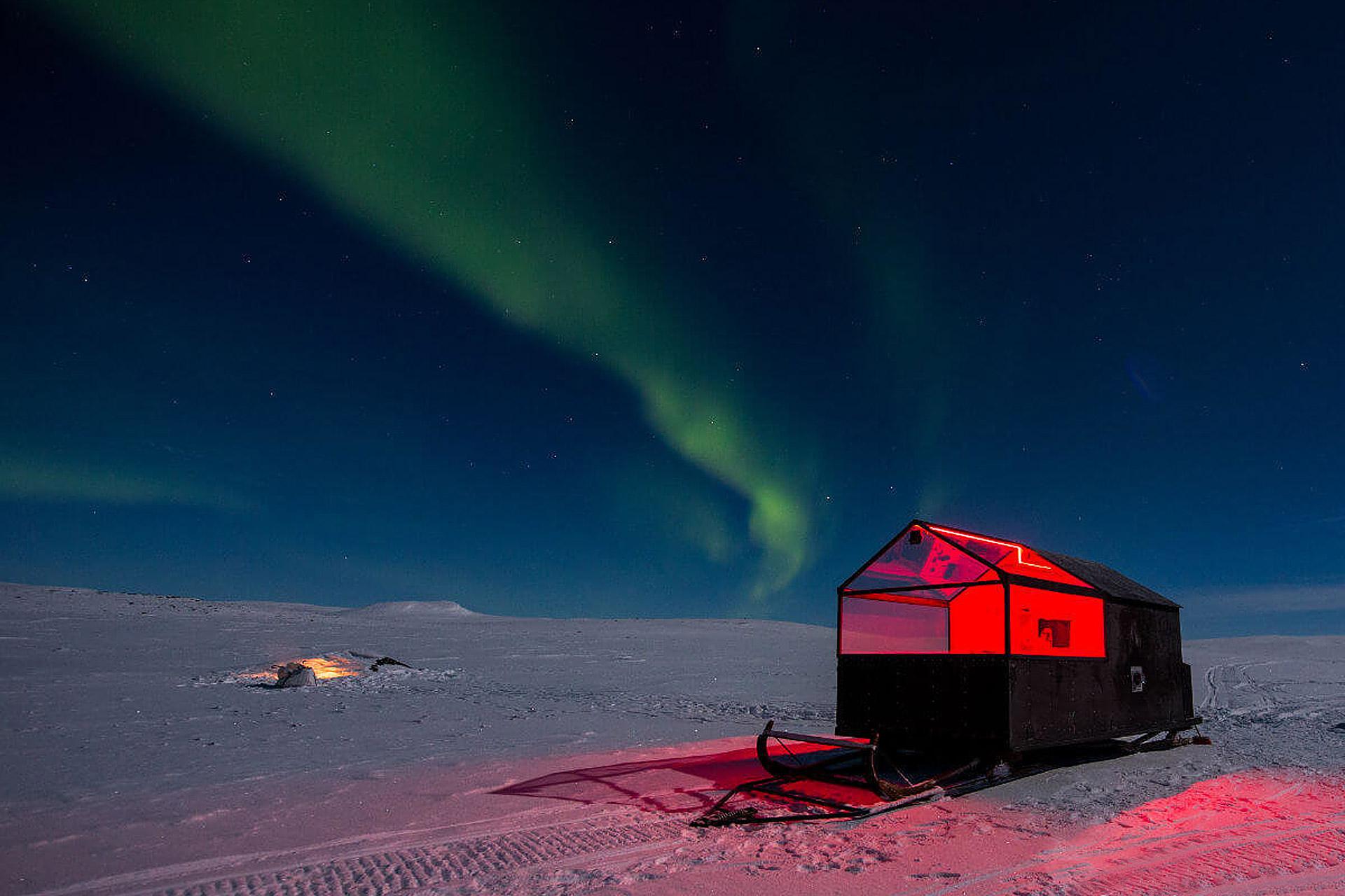 Northern Lights Wilderness Camp