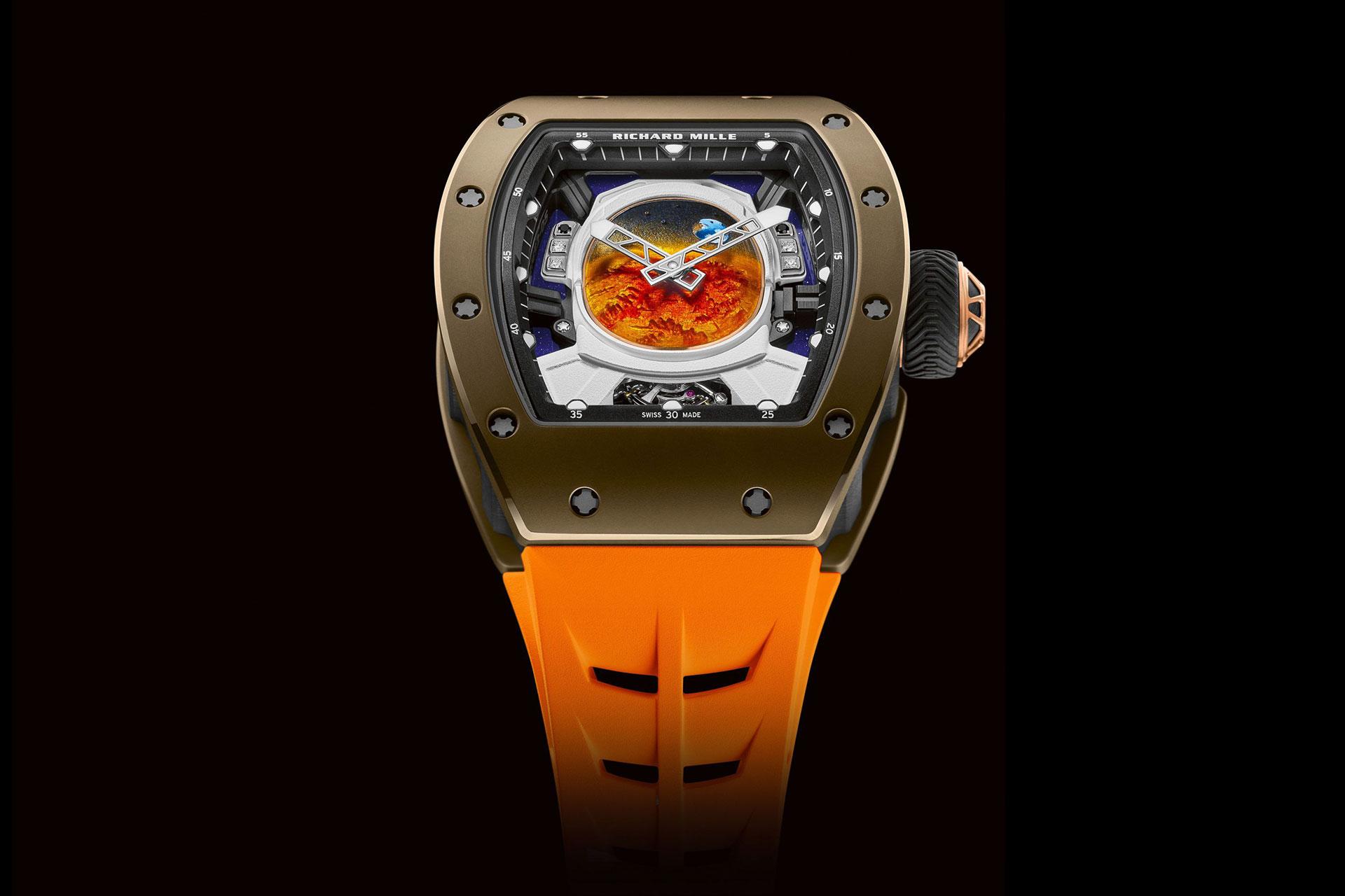 Richard Mille x Pharrell RM 52-05 Tourbillon Watch
