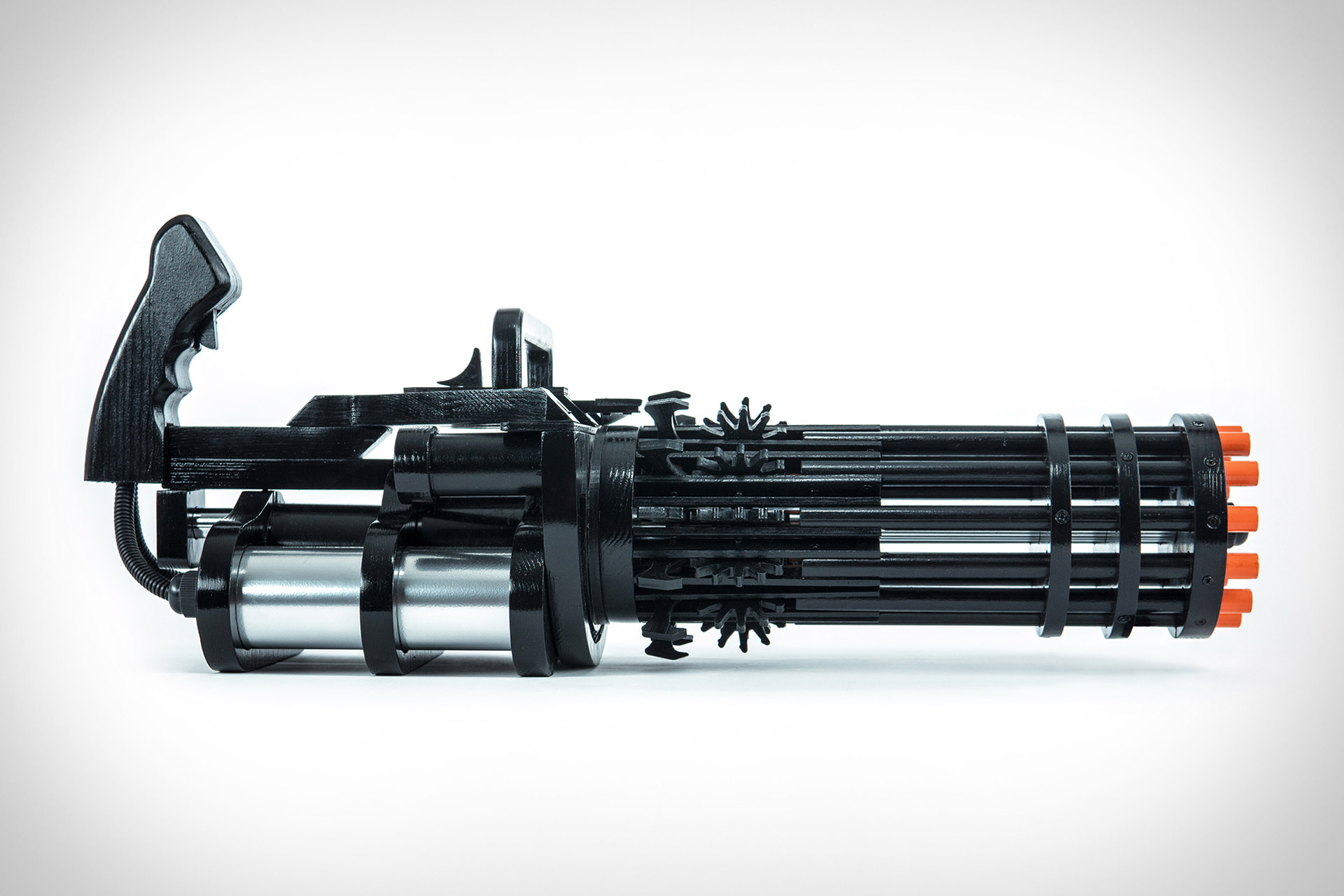 Rubber Band Minigun Uncrate