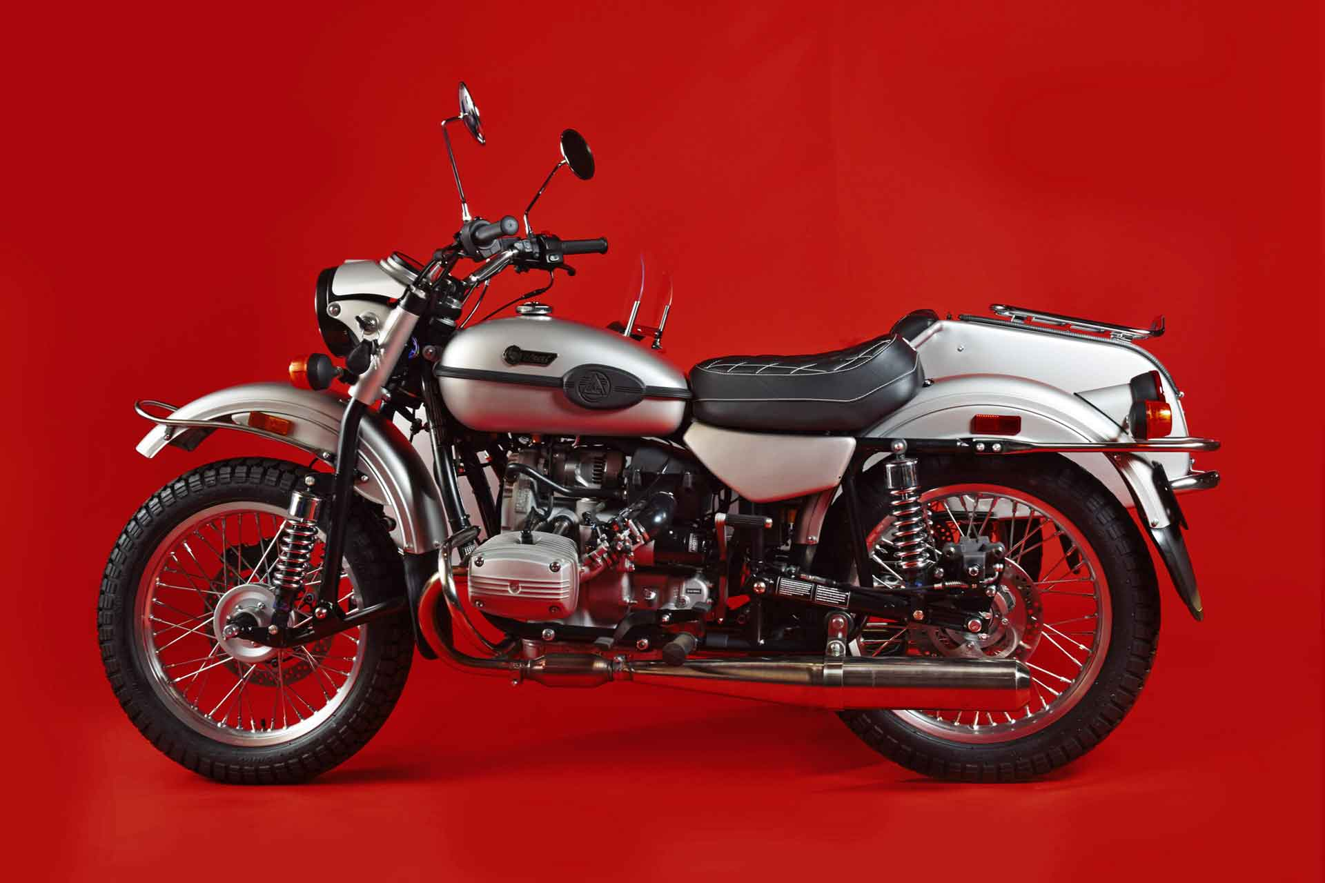 Ural From Russia With Love Motorcycle