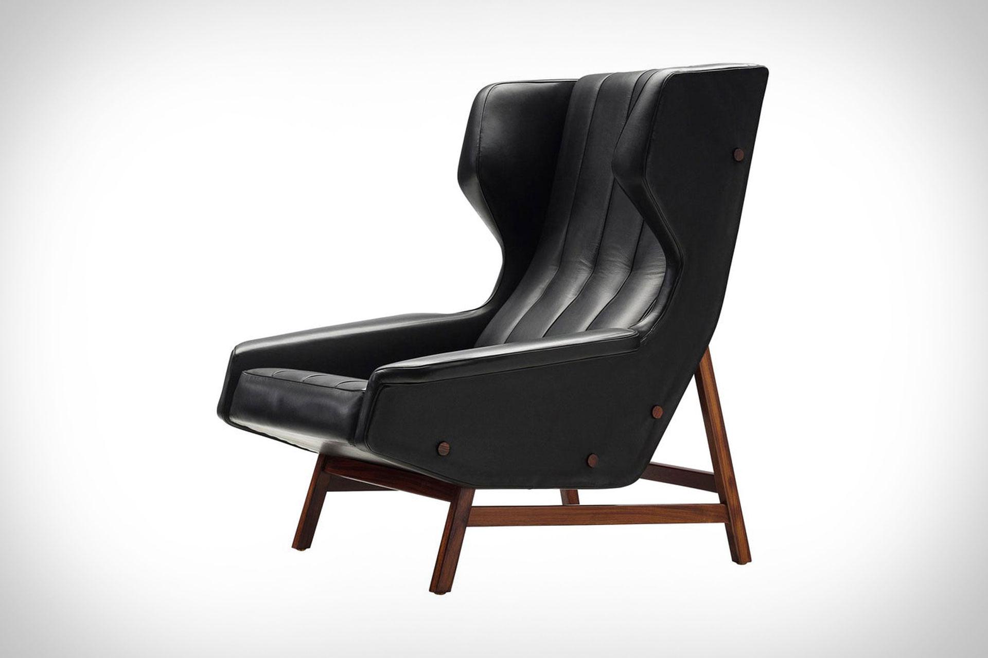 Gianfranco Frattini 877 Lounge Chair