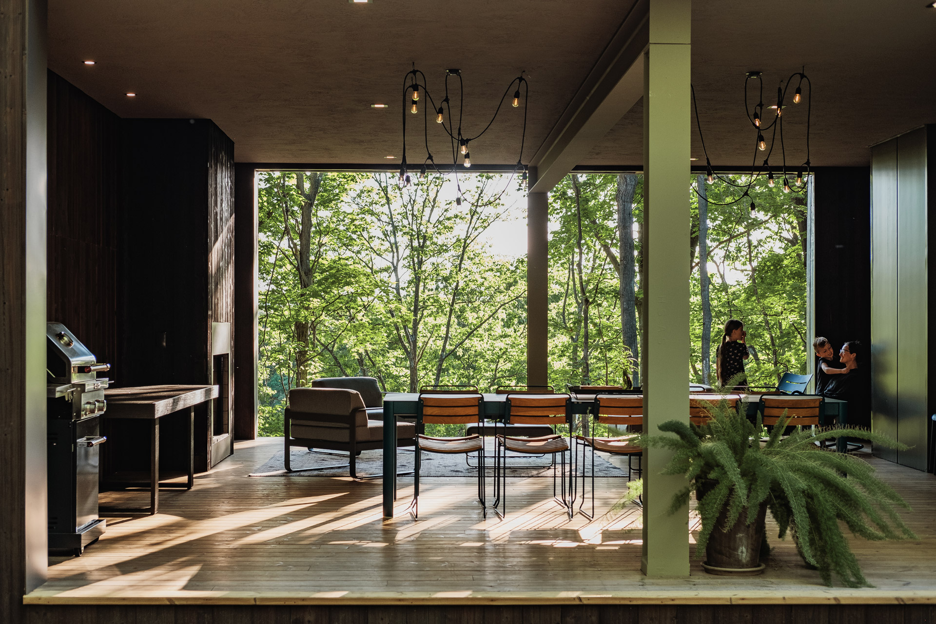 Birch Le Collaboration House