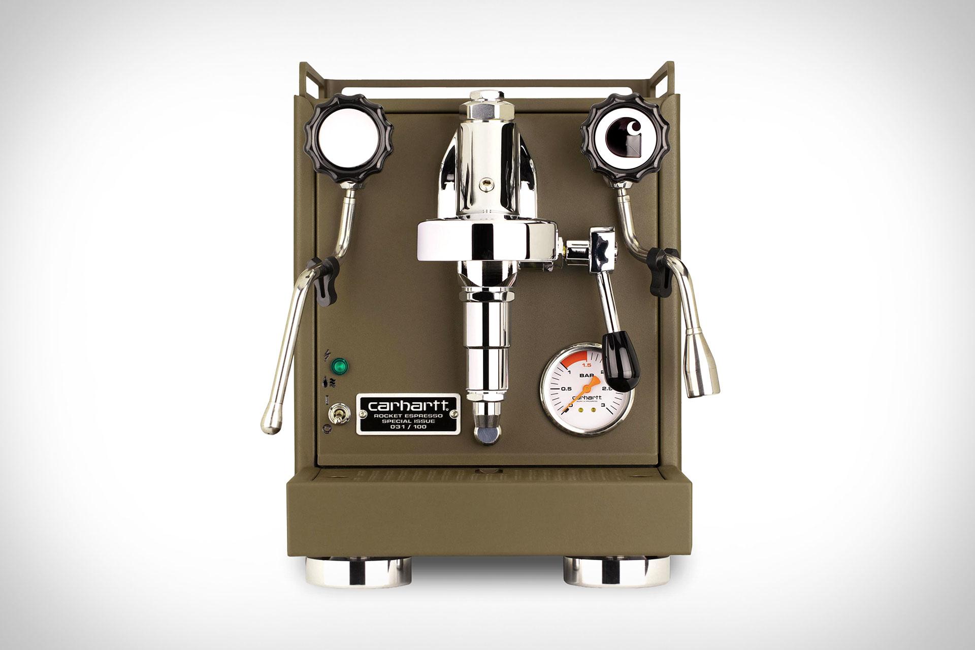 Rocket x Carhartt WIP Milano Espresso Machine