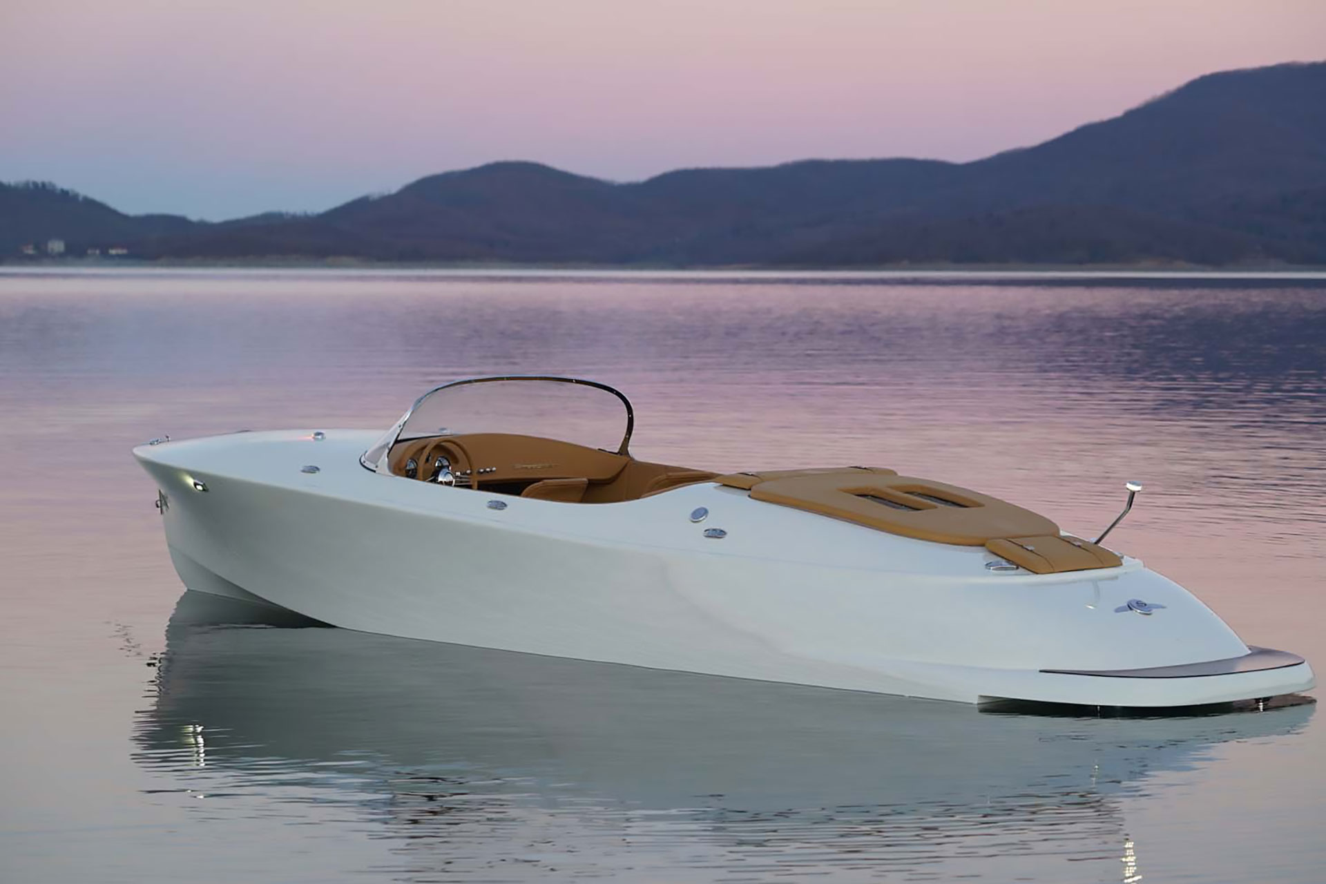 Seven Seas Hermes Speedster Boat