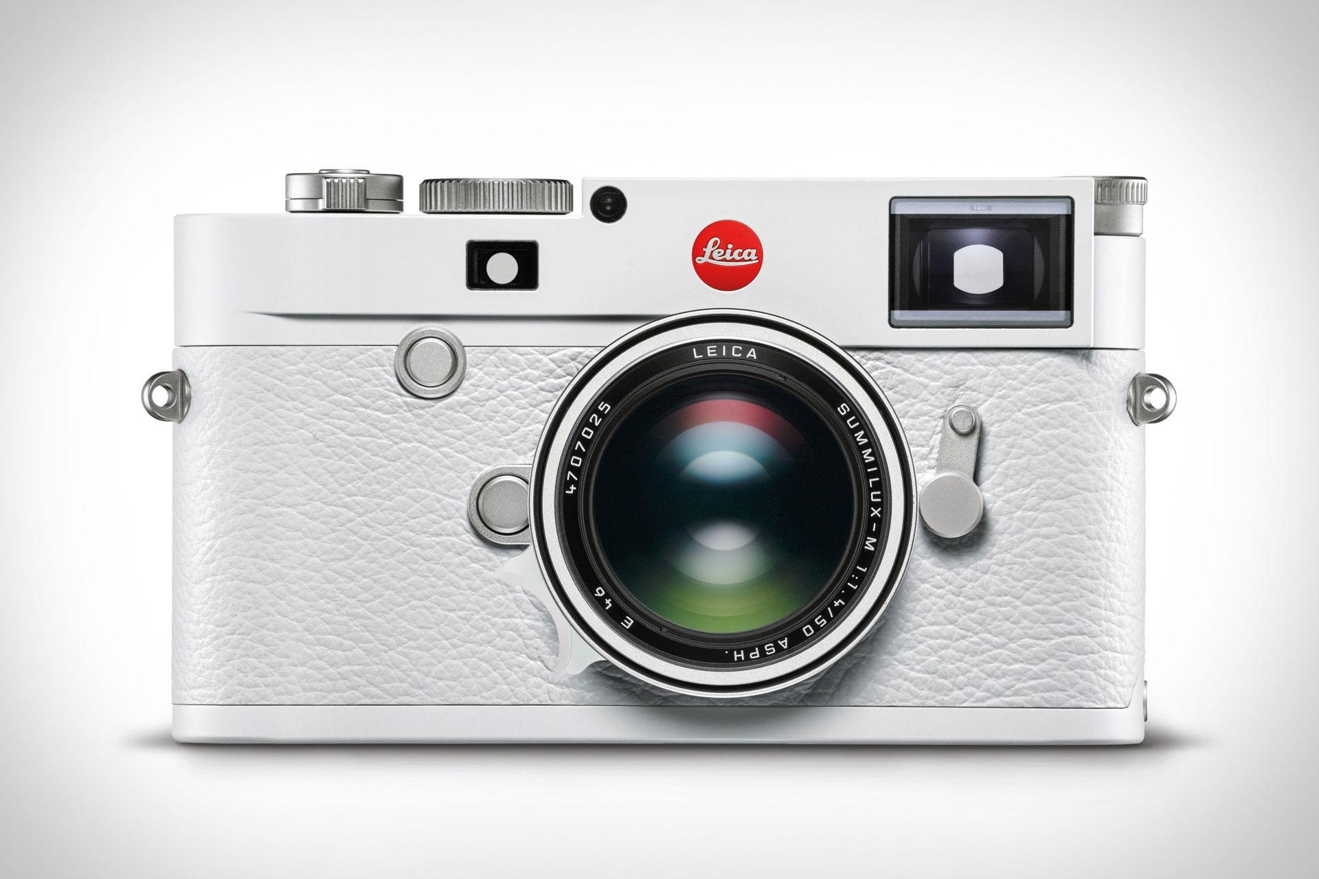 Leica M10-P White Camera