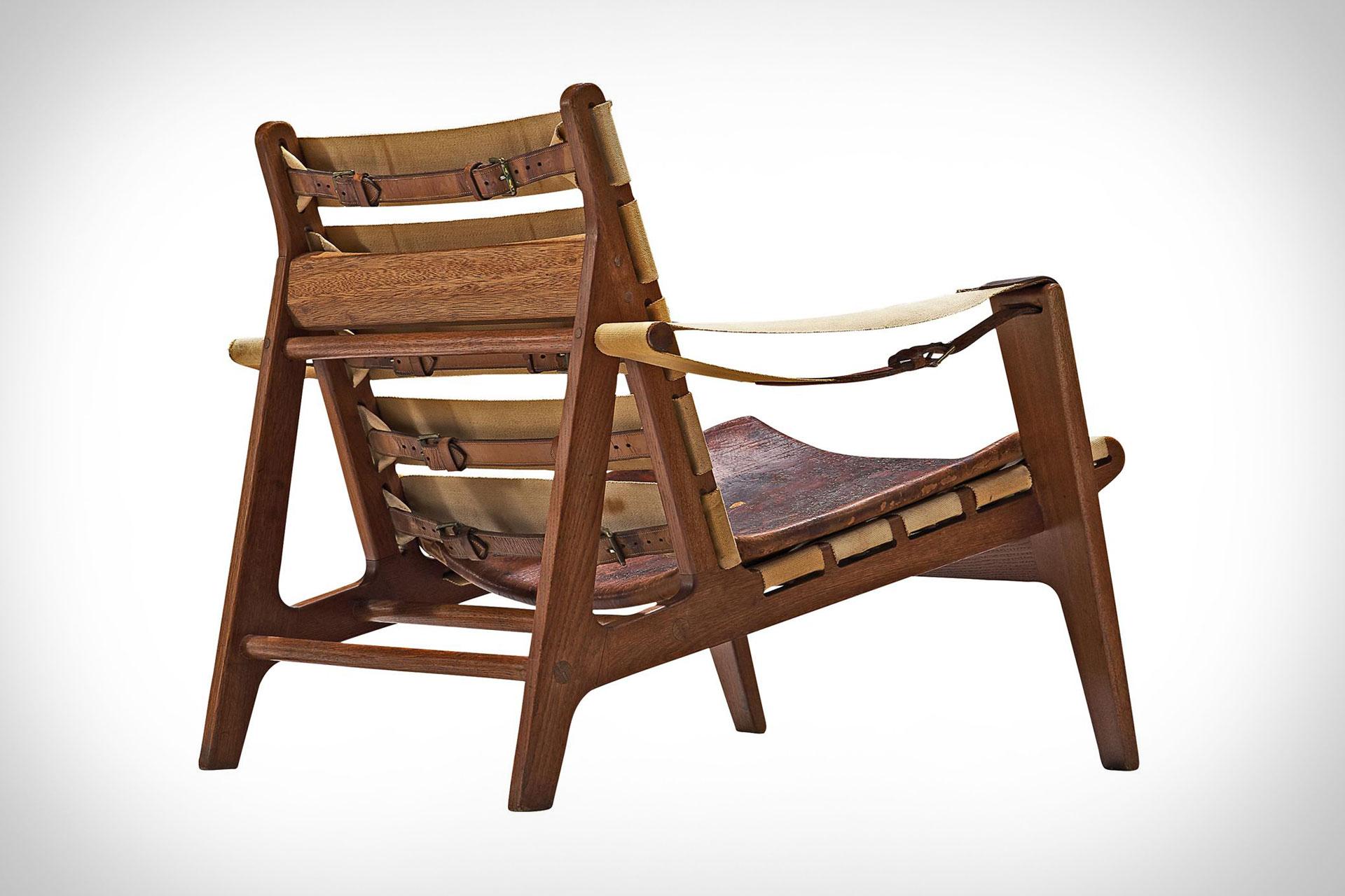 Borge Mogensen Prototype Chair