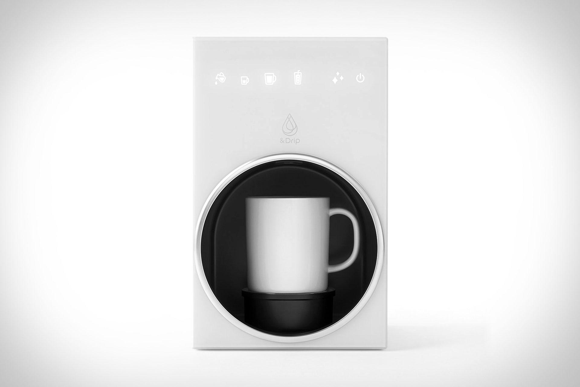 Coca-Cola &Drip Coffee Machine