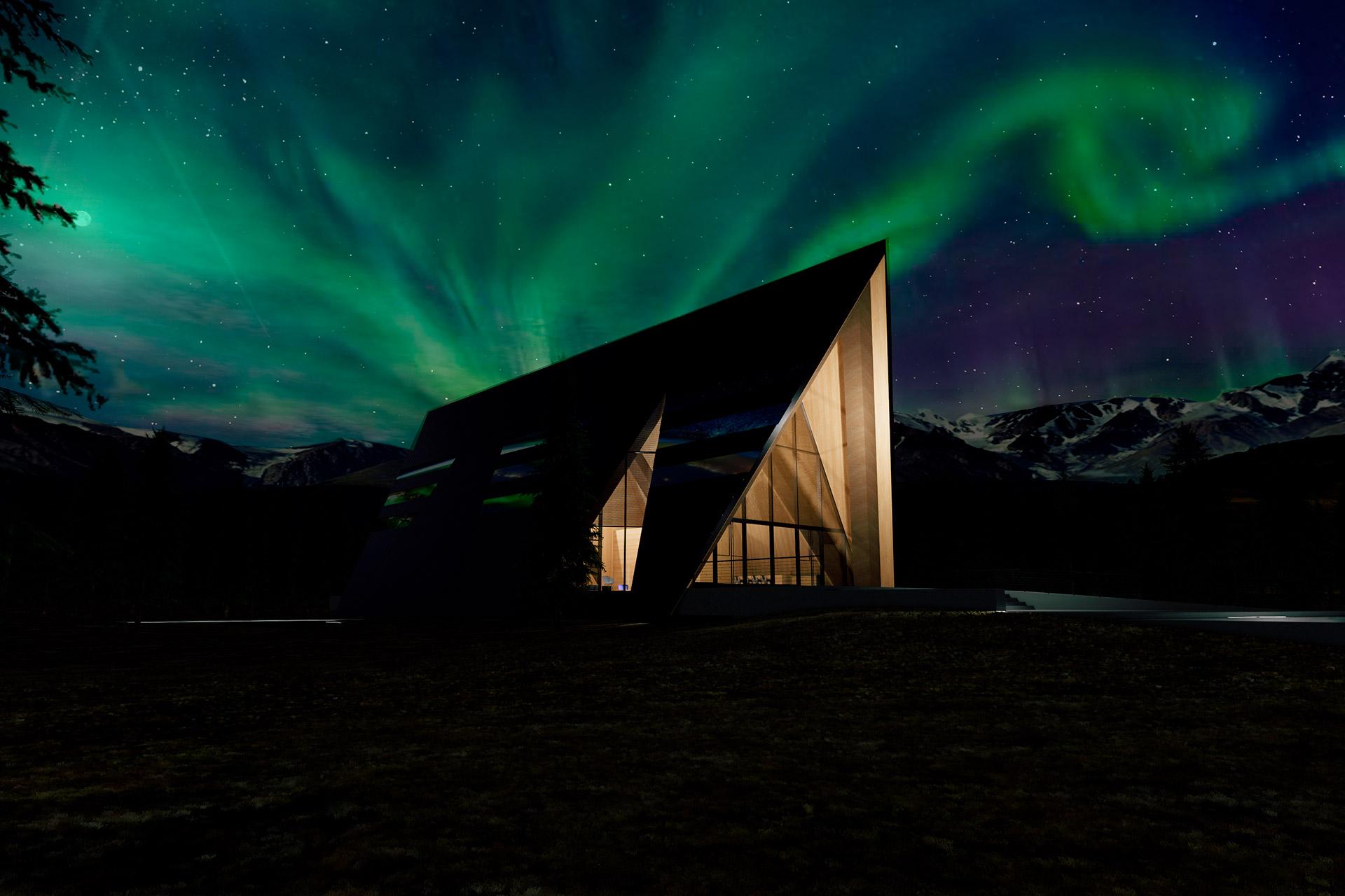 Oklo Aurora Advanced Fission Clean Energy Plant