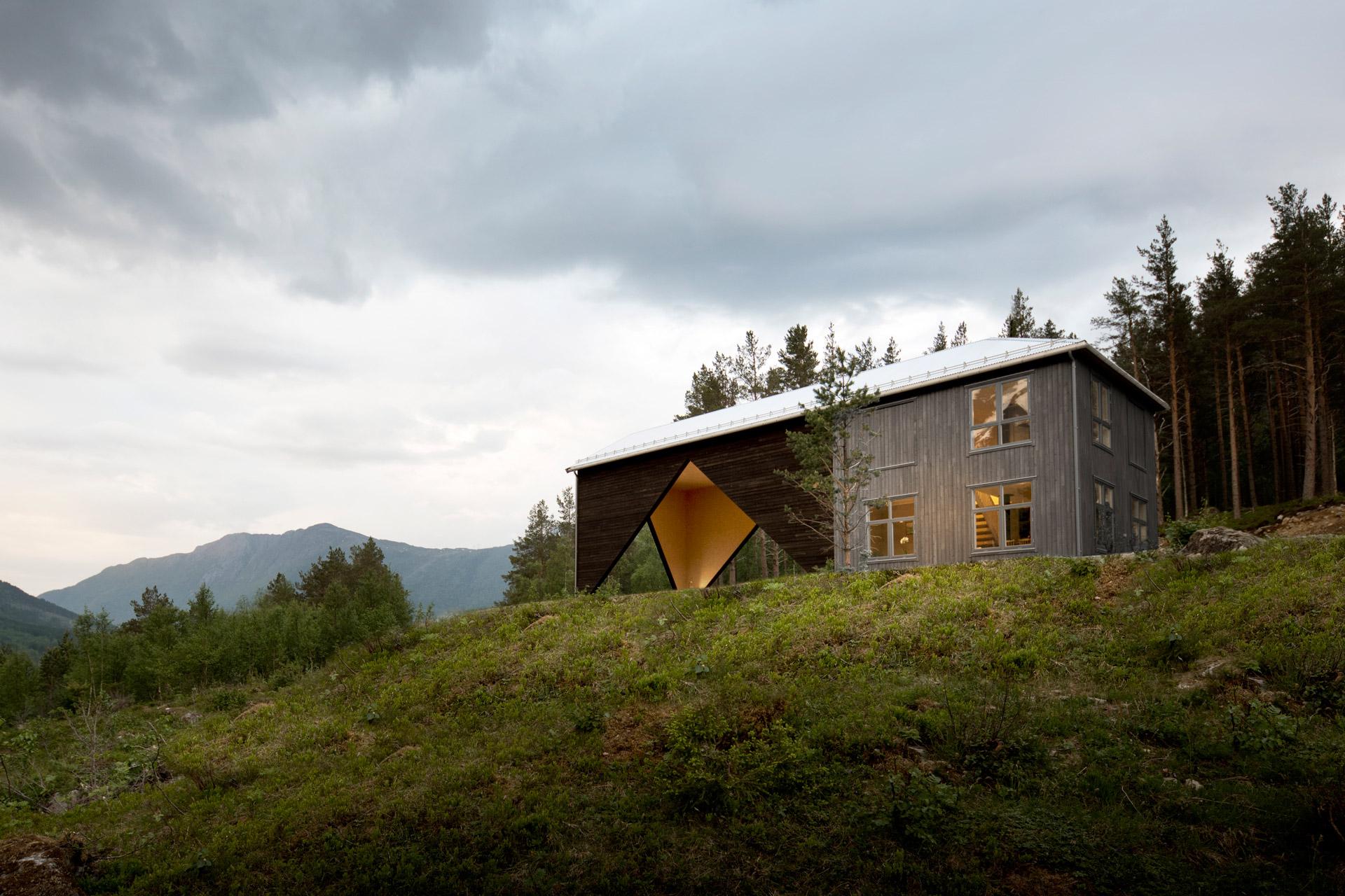 One-Third House