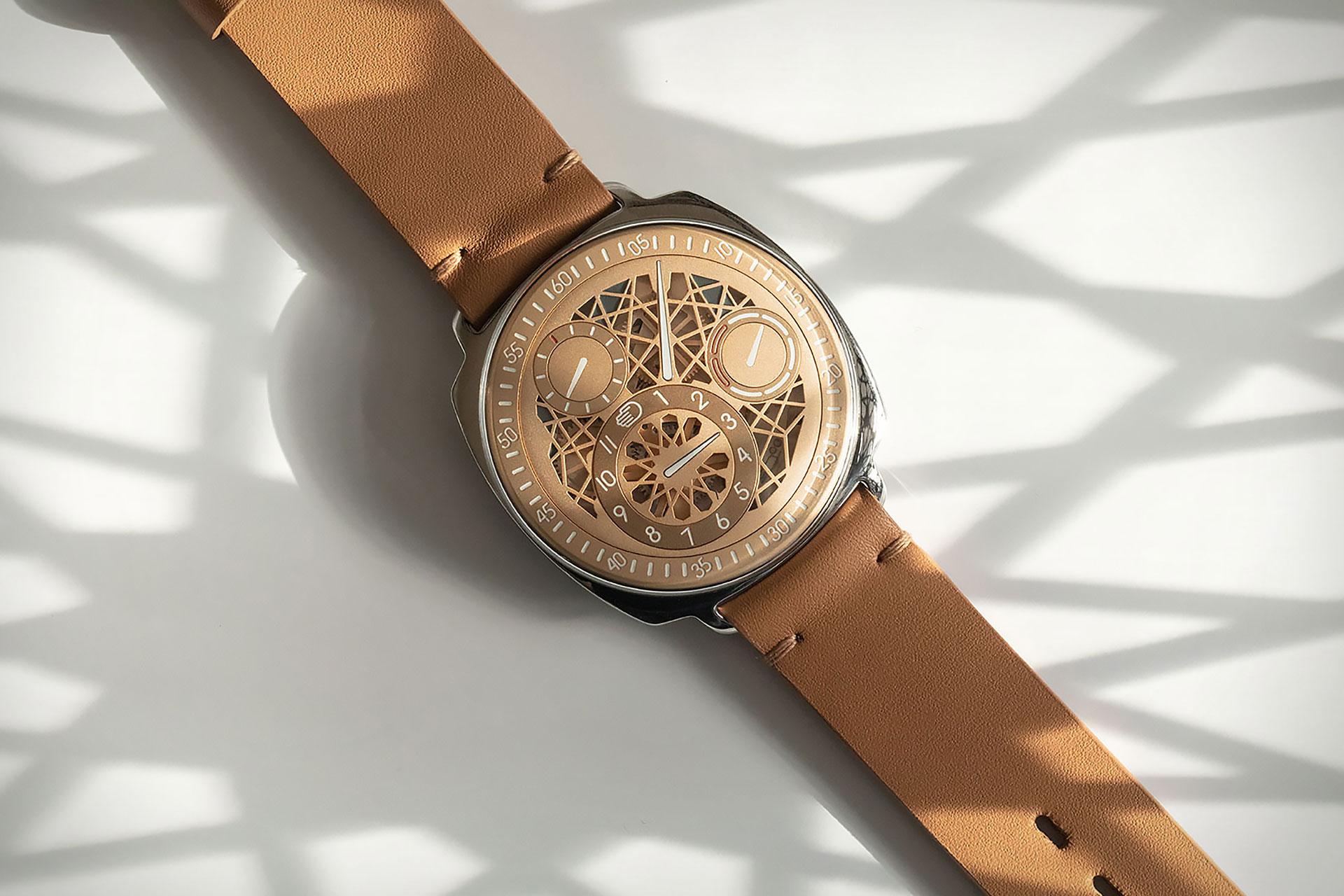 Ressence Type 1DXB Watch