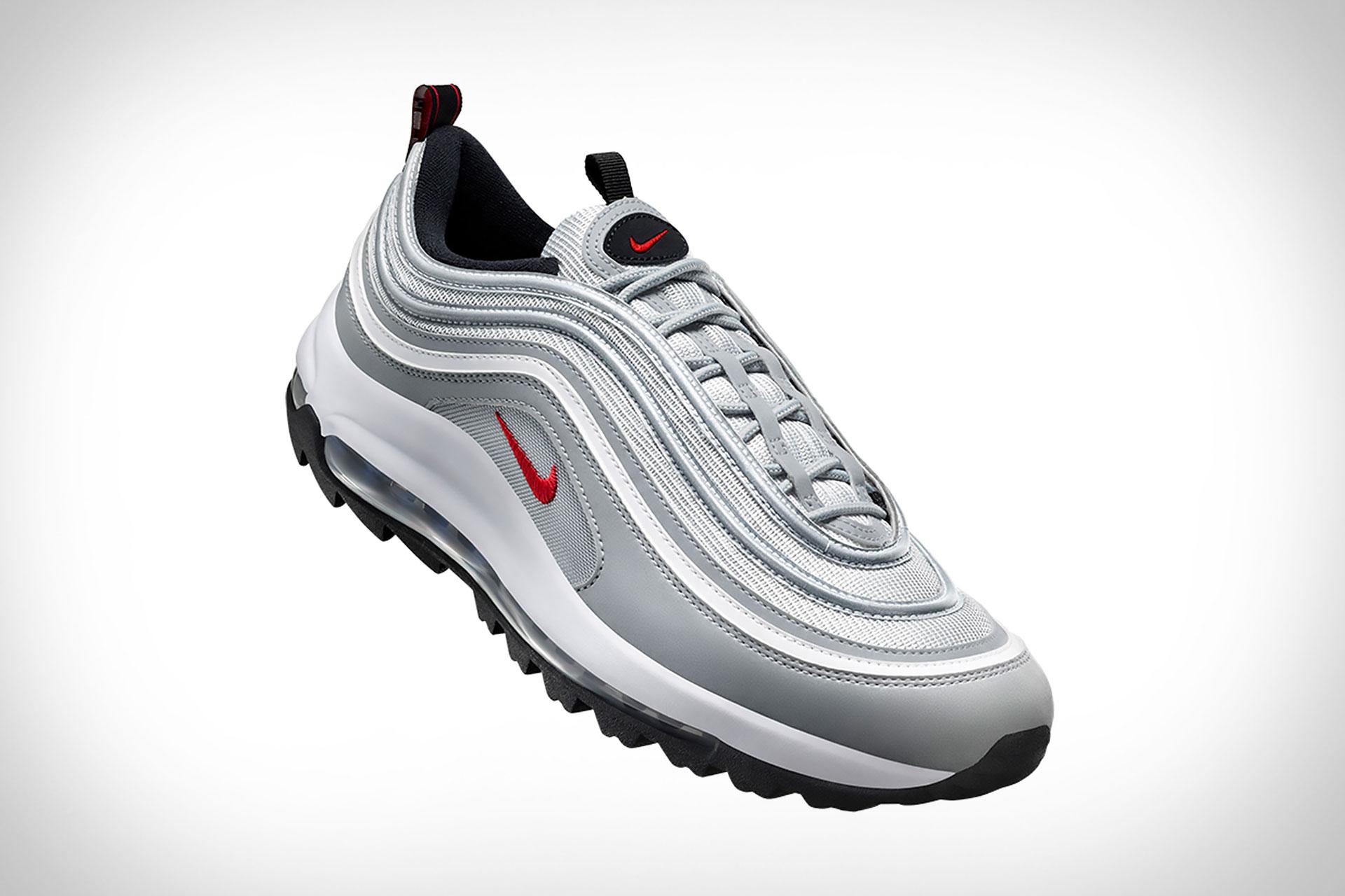 diámetro Pensionista hardware  Zapatillas de golf Nike Air Max 97 G | Uncrate
