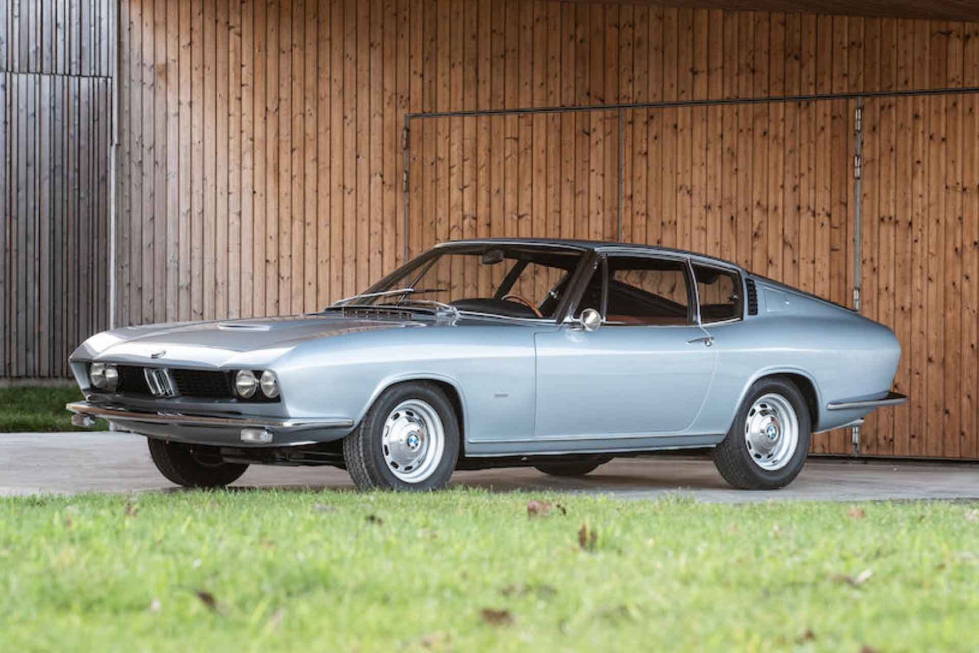 1967 BMW-Glas 3000 V8 Fastback Coupé Prototype