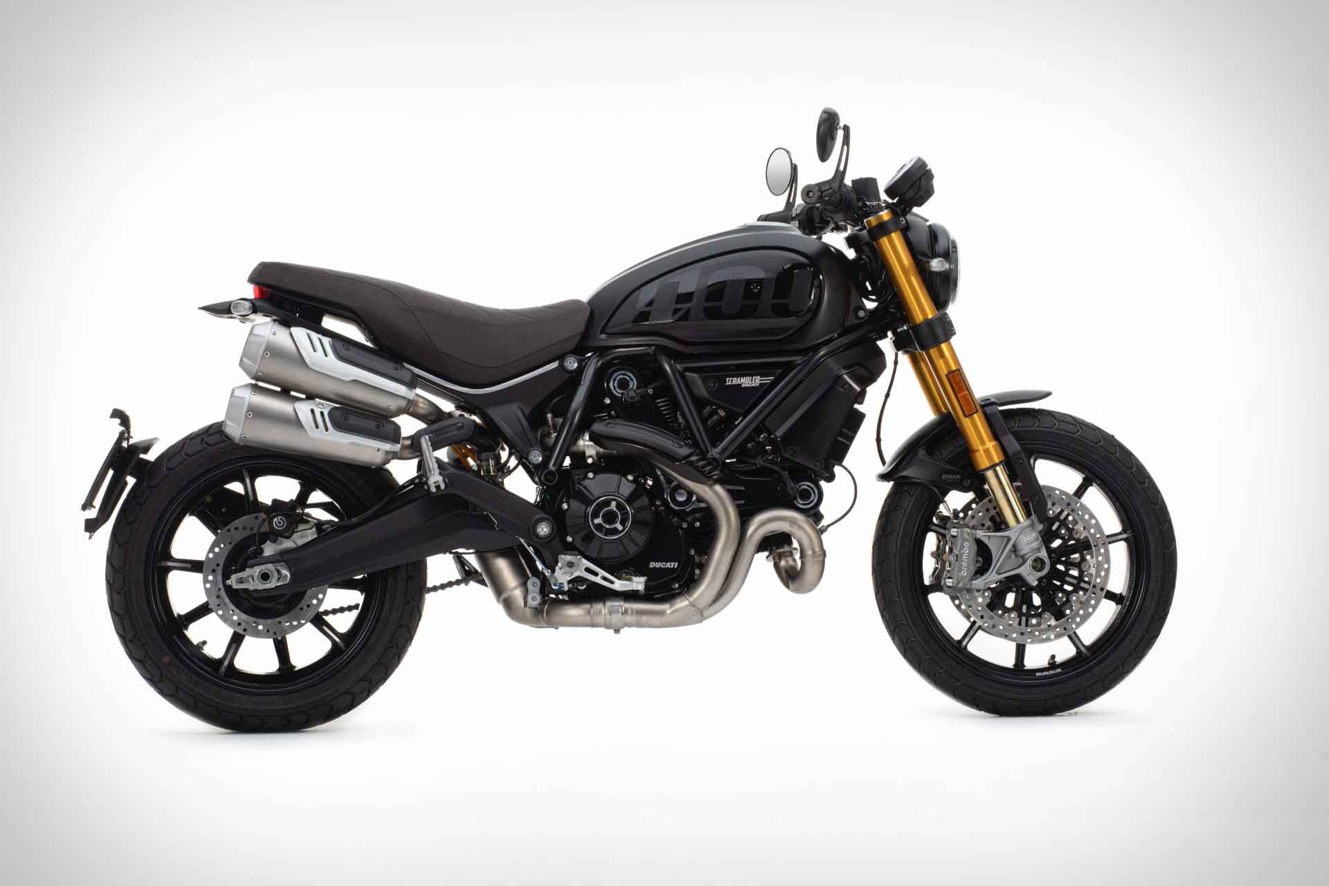 Ducati Scrambler 1100 Sport Pro Motorcycle