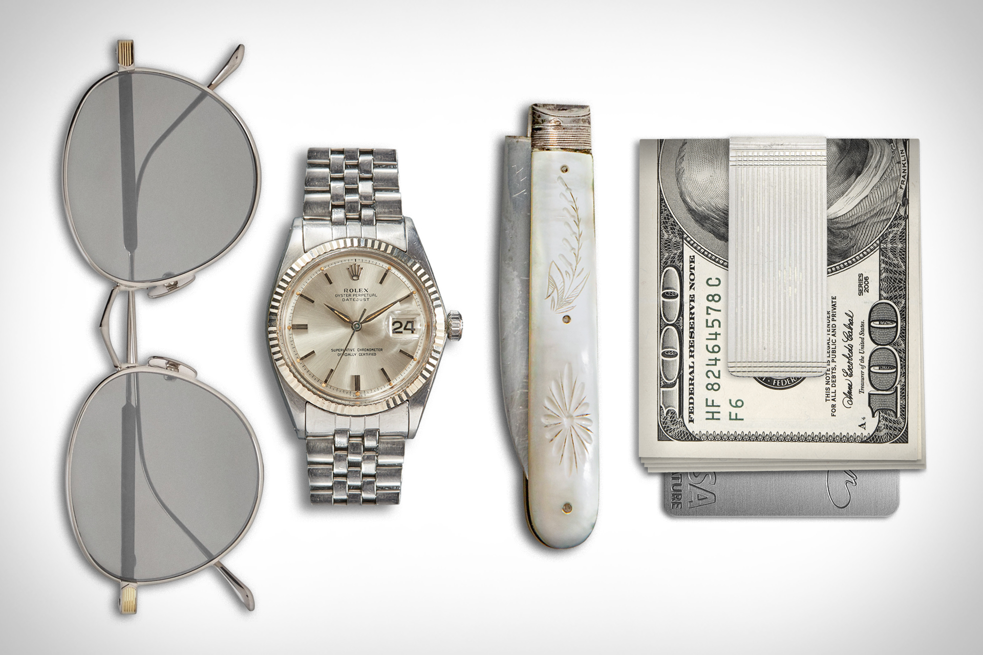 Everyday Carry: Pearl