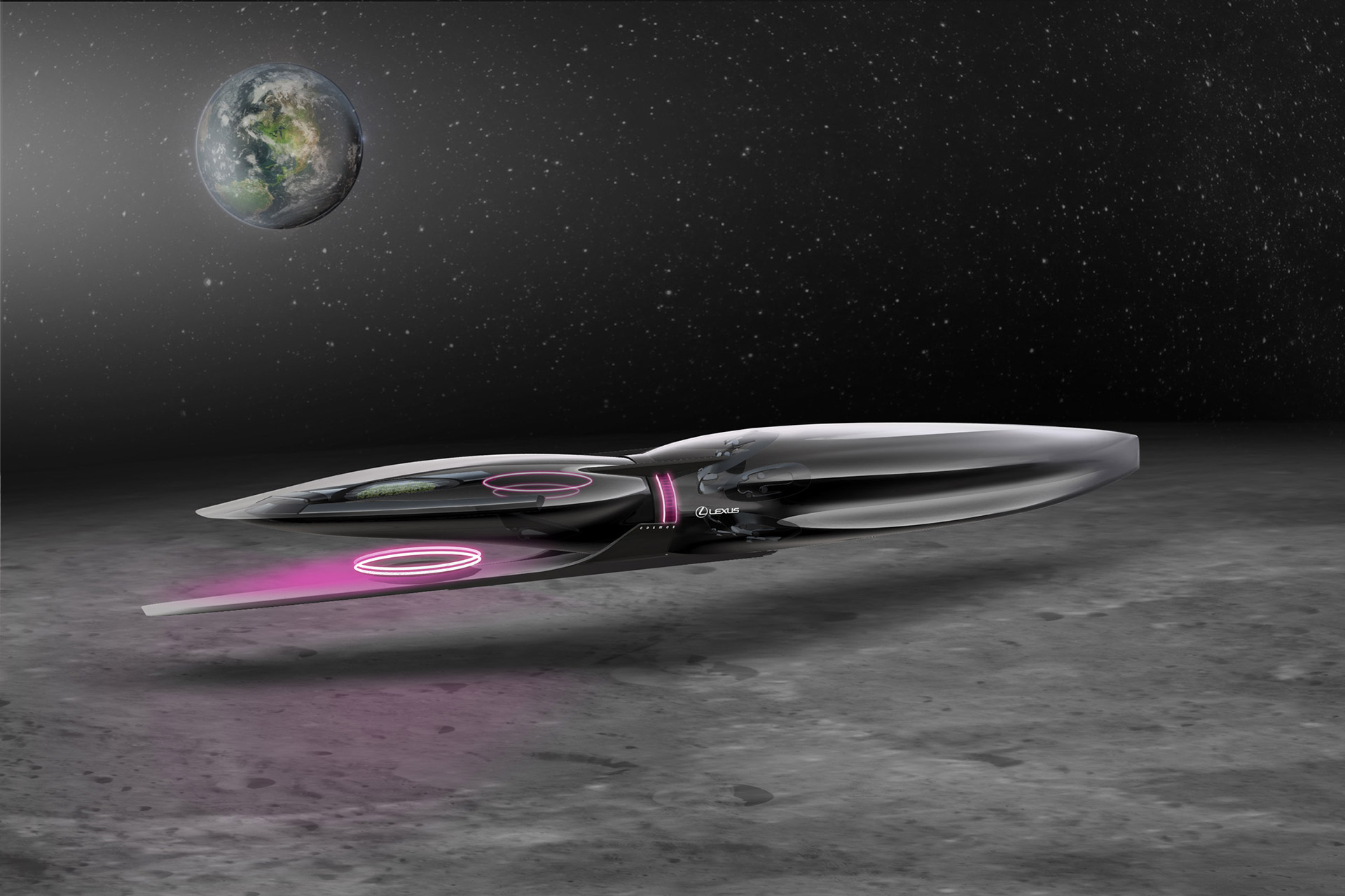 Lexus Space Vehicles