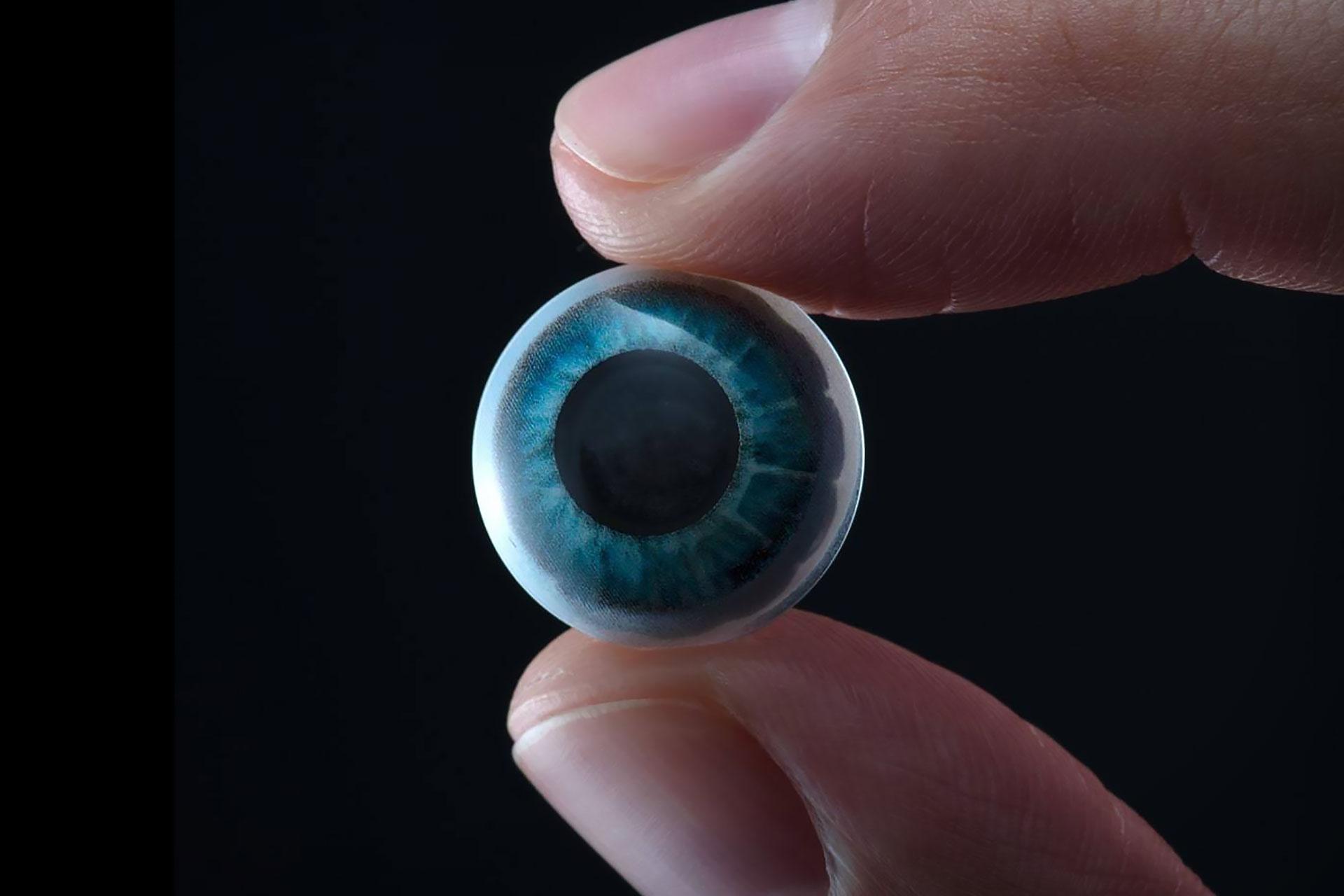Mojo Vision Smart Contact Lens