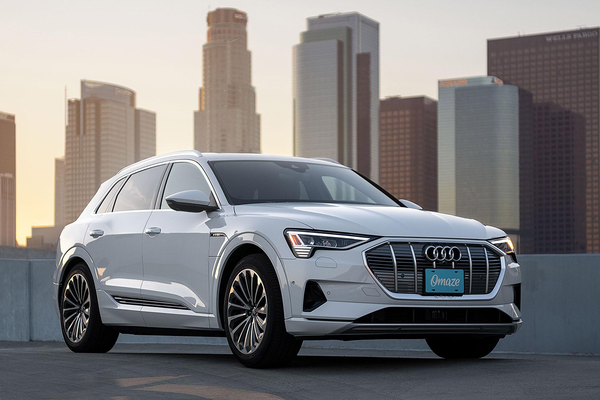 2020 Audi e-tron Prestige
