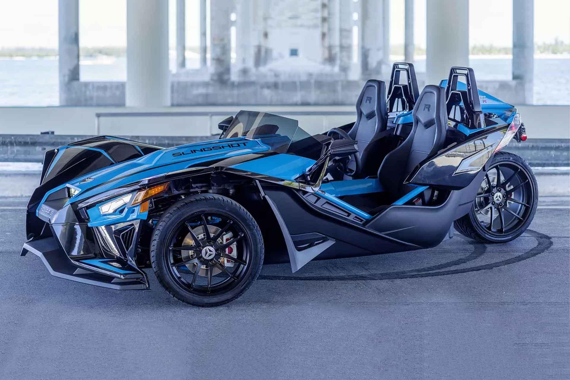 2020 Polaris Slingshot R Autocycle