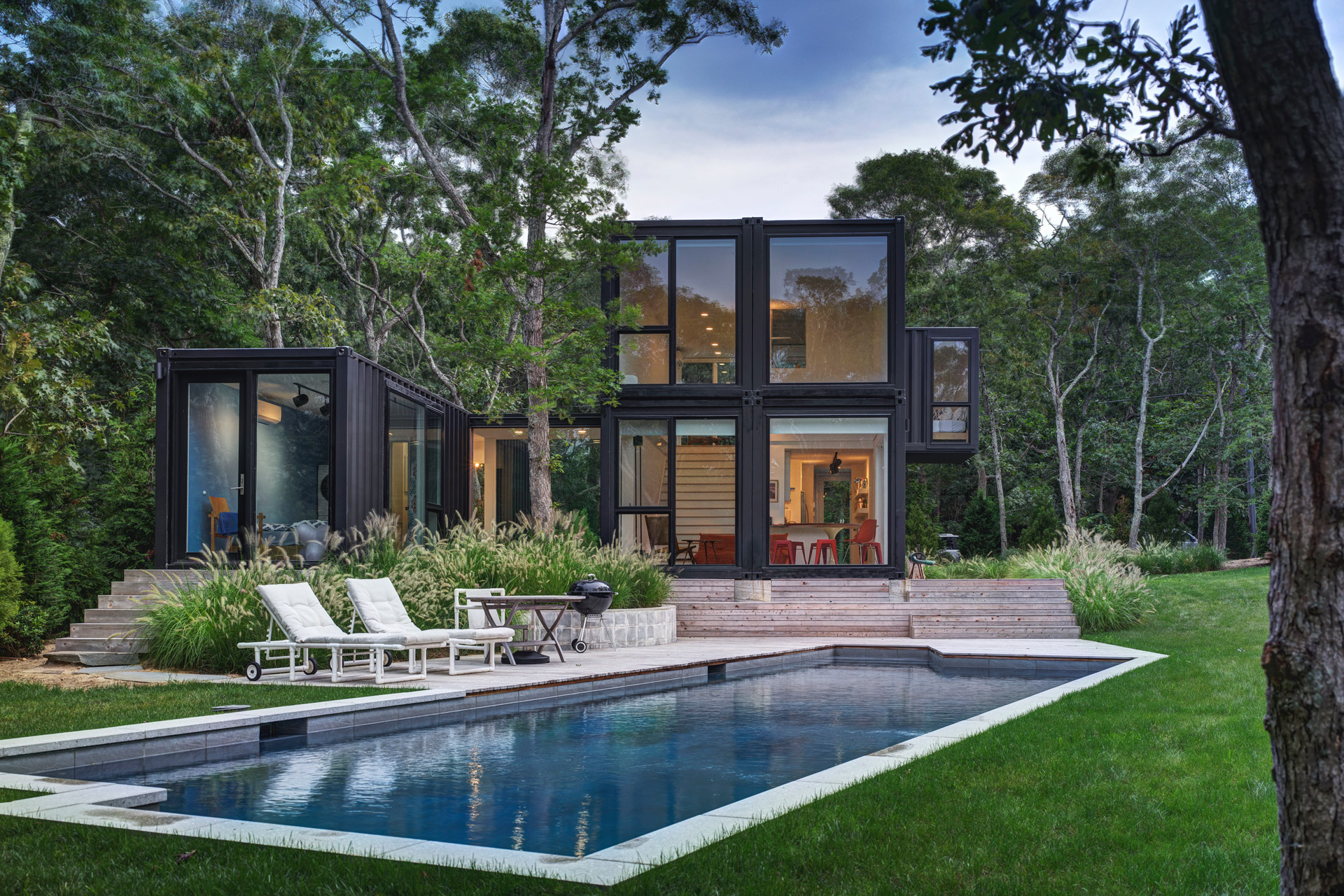 Amagansett Modular House